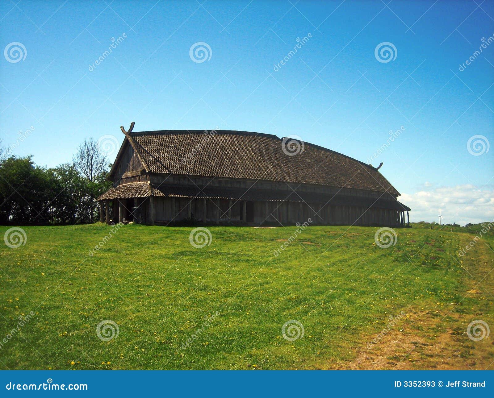 Viquingue Longhouse