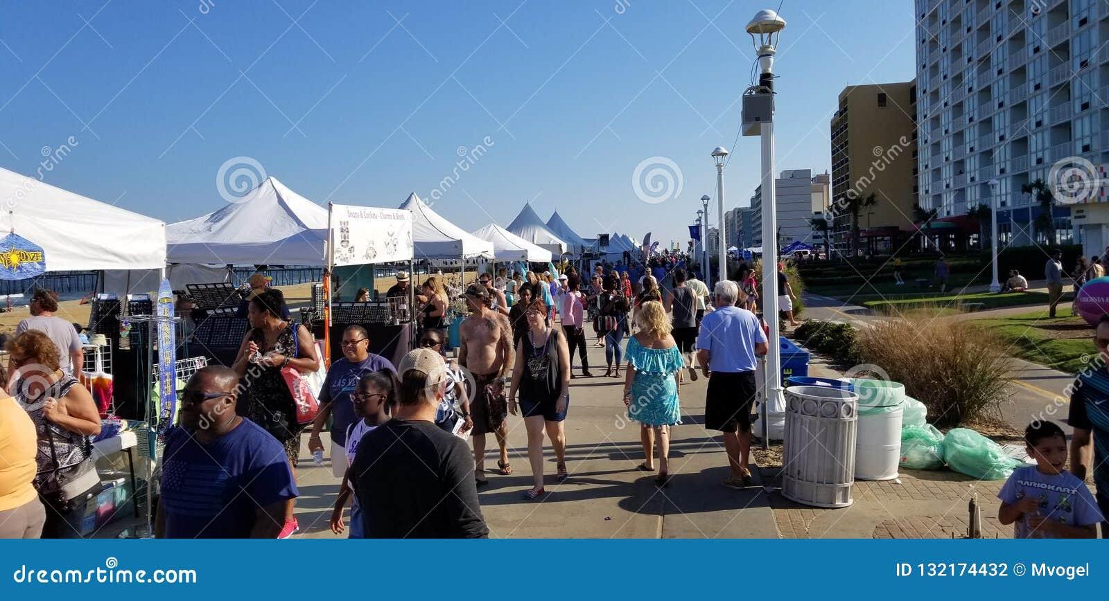 Virginia Beach Boardwalk Festival