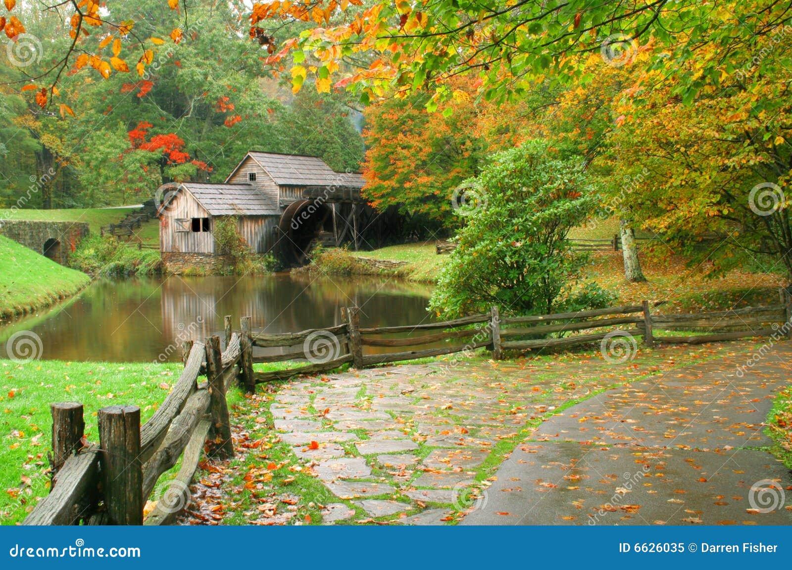 Virginia-Fall