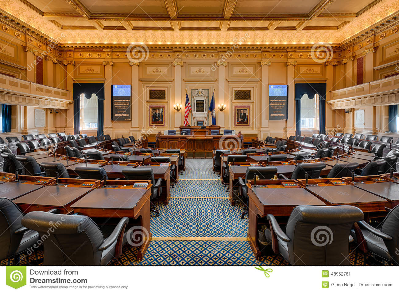 Virginia house chamber editorial photo image 48952761 for Virginia house