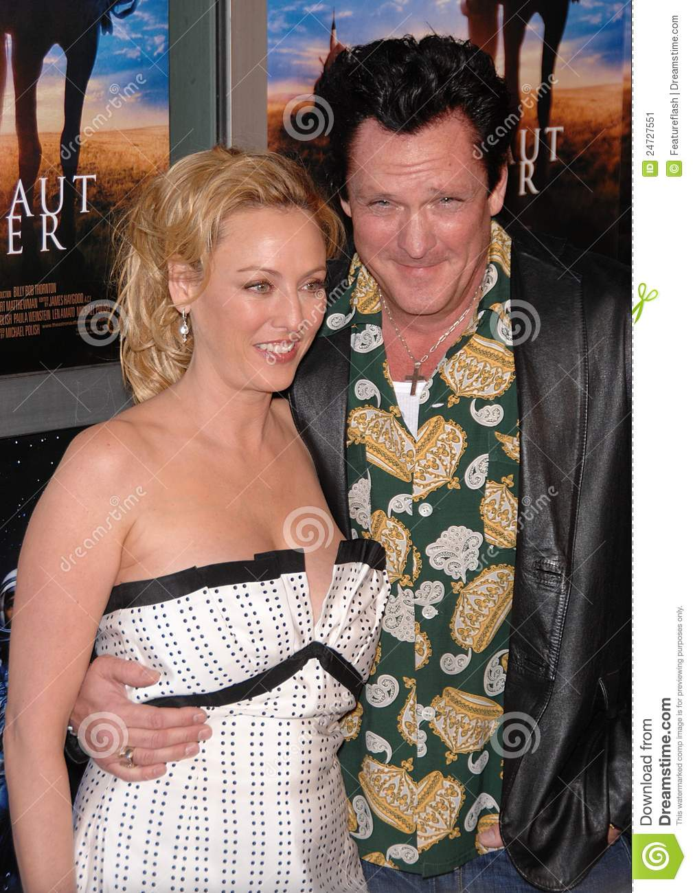 Virginia Madsen and michael madsen