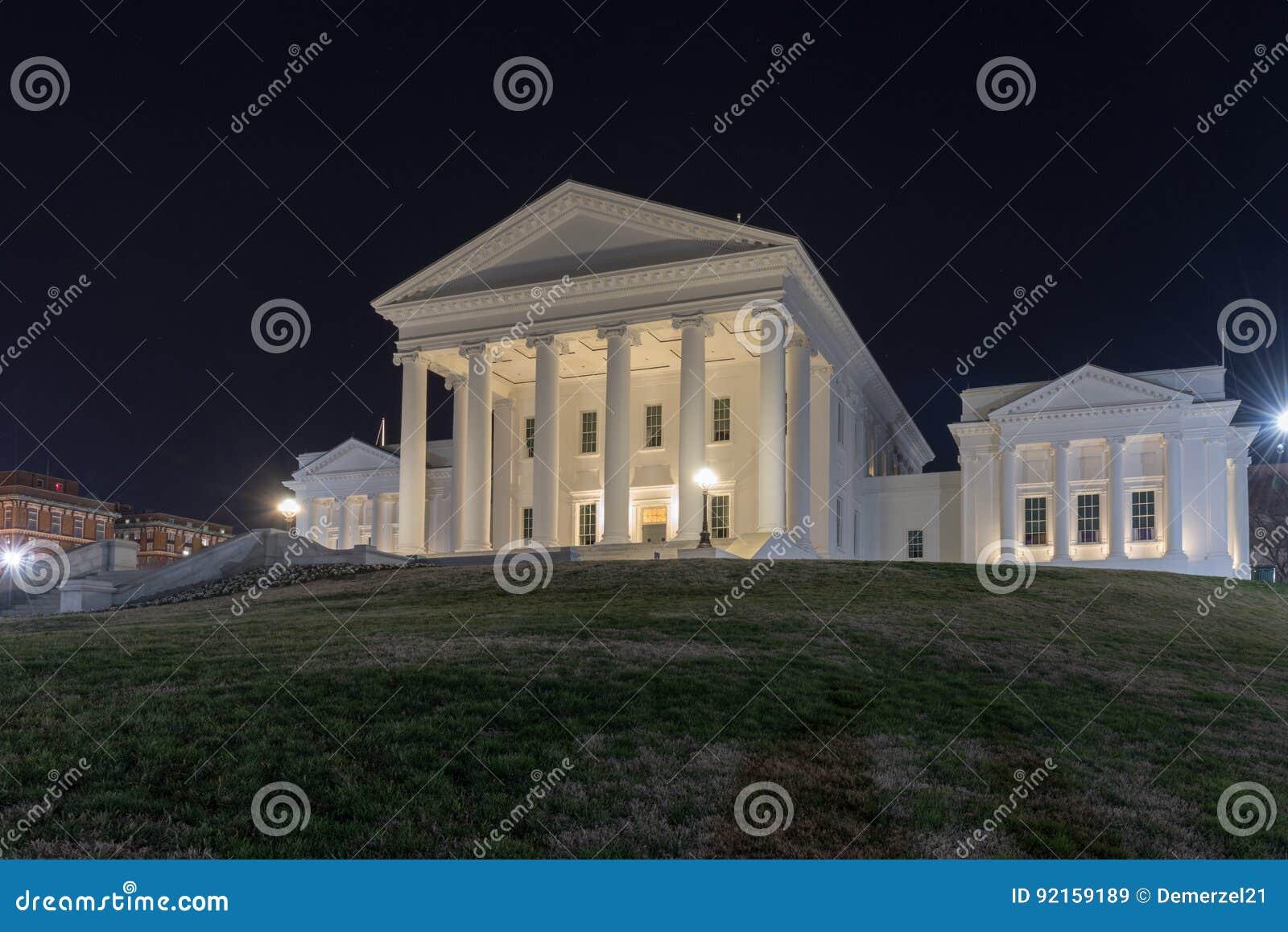 Virginia State Capitol - Richmond, la Virginia