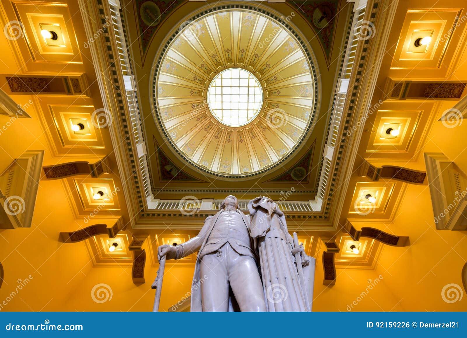 Virginia State Capitol - Richmond, la Virginie