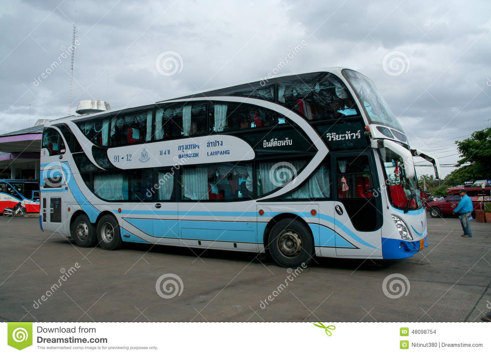 Tour coach business plan