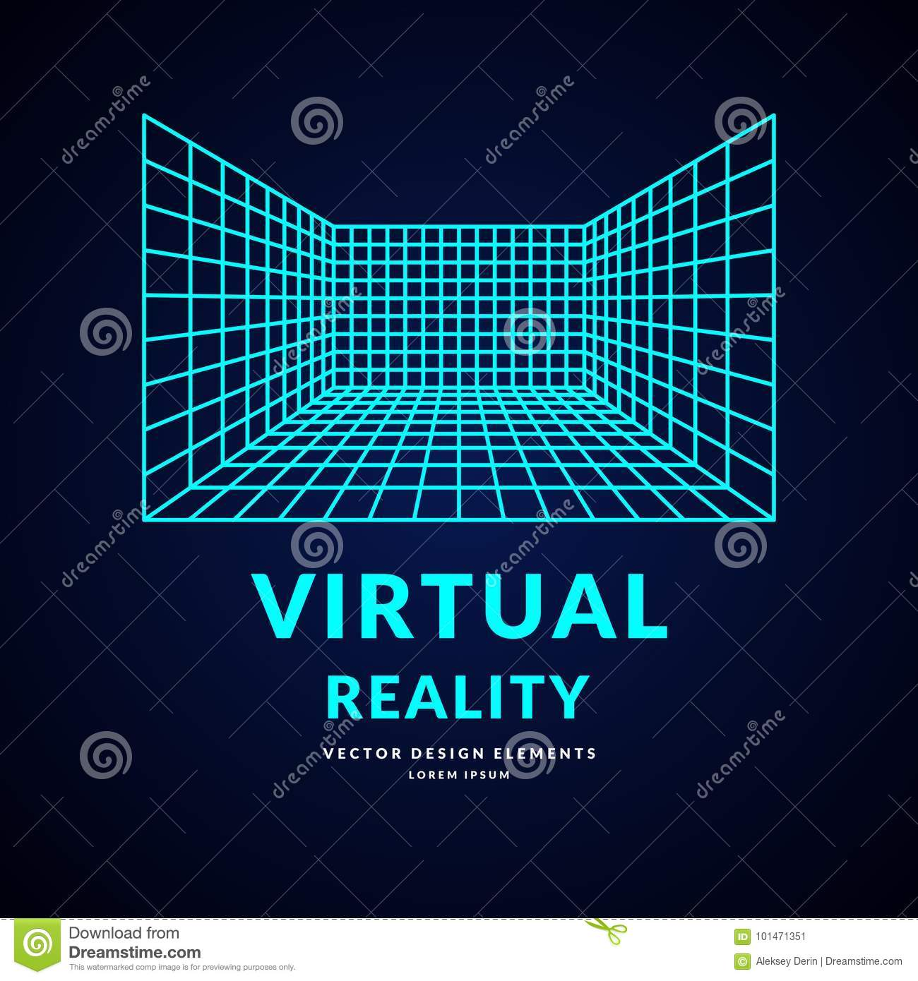 Virtual Reality And New Technologies For Games Room With