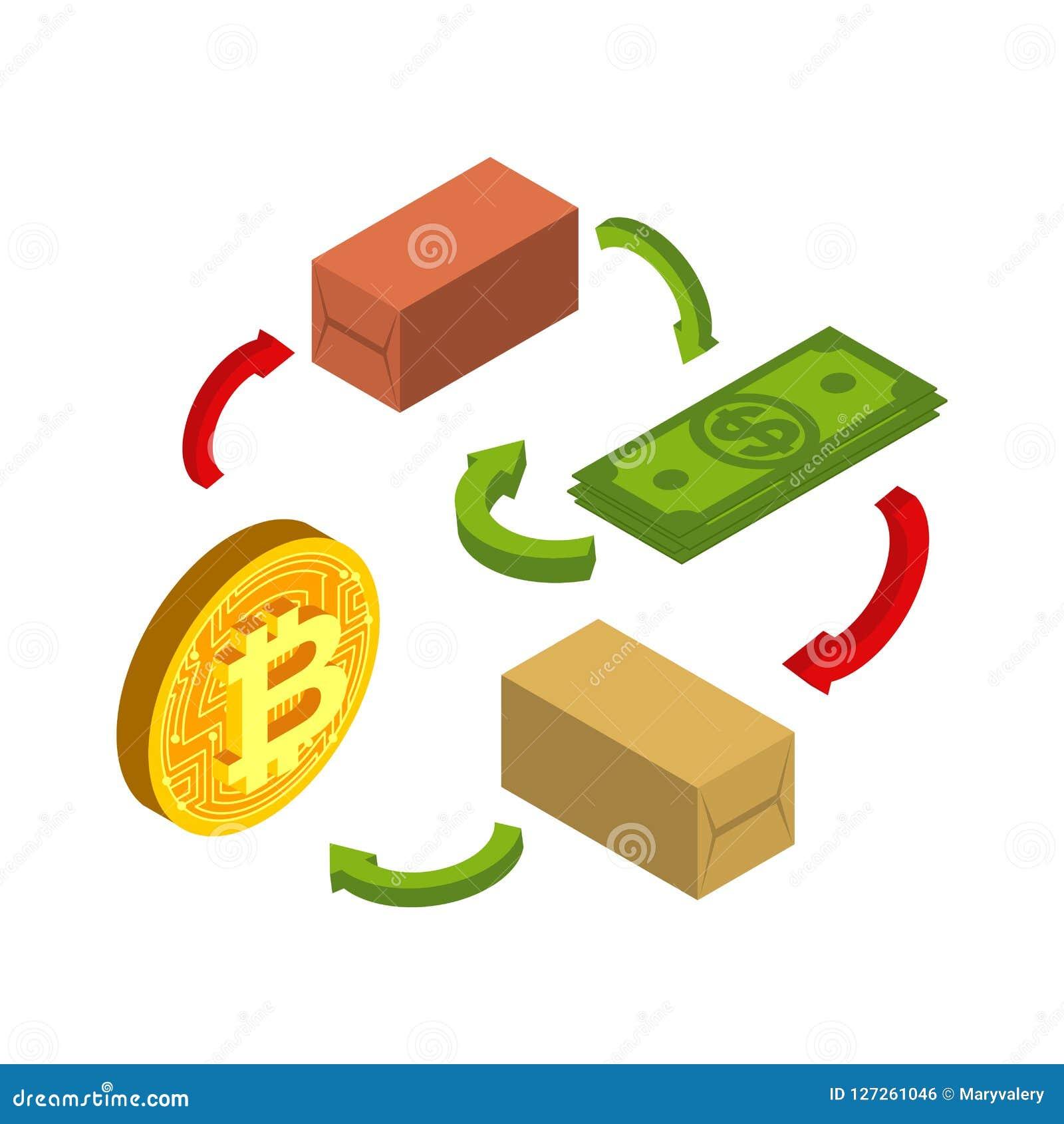 trading virtual bitcoin
