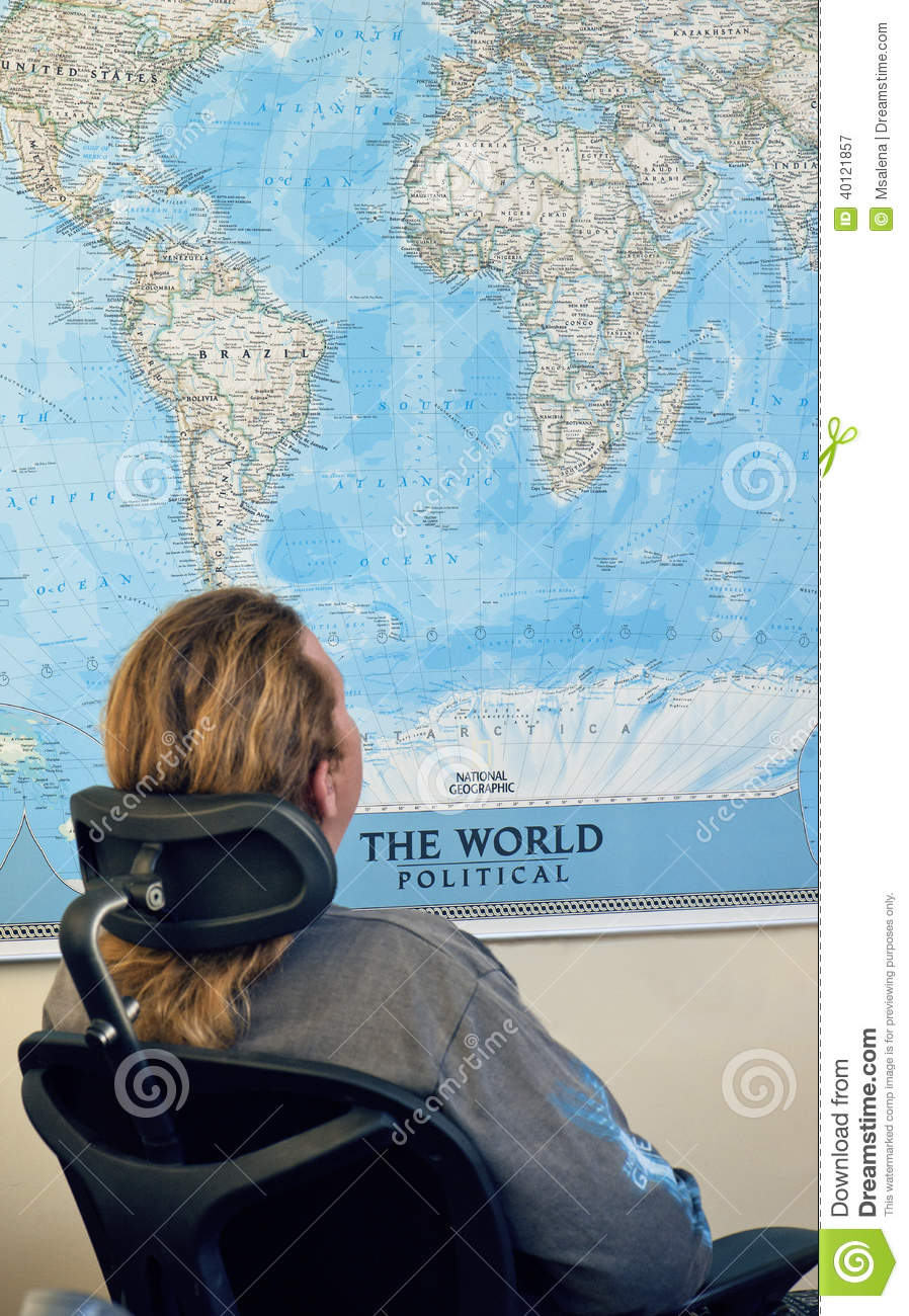 Virtual Travel Photo Image 40121857 – Virtual Travel Map