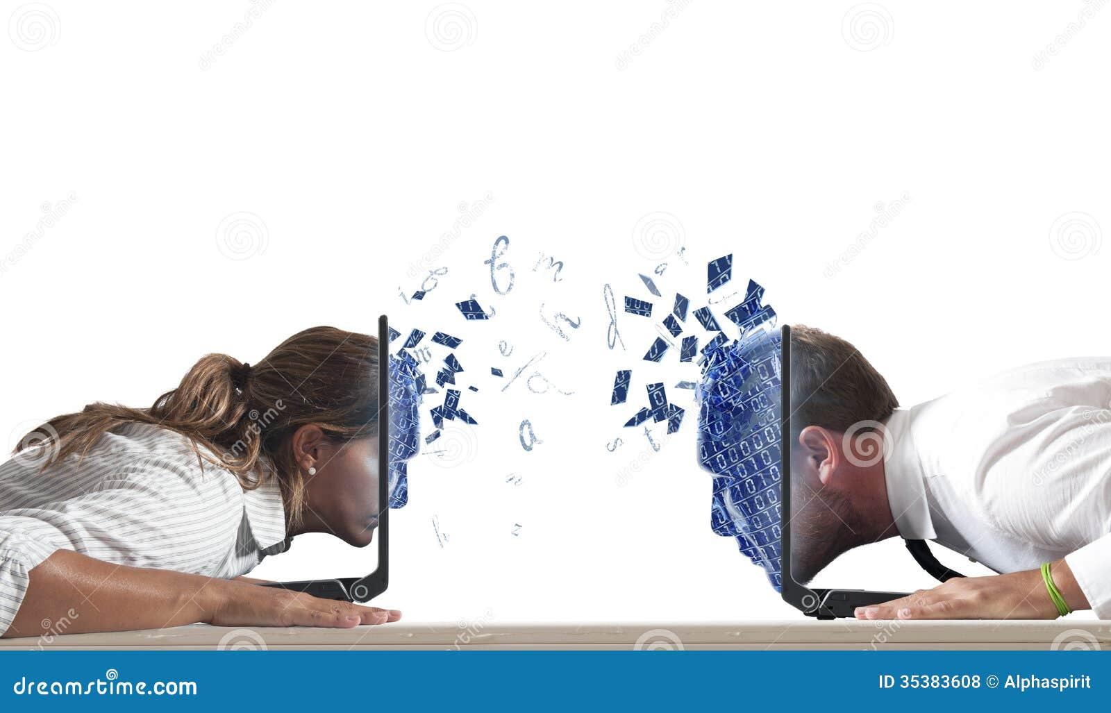 Virtuele liefde