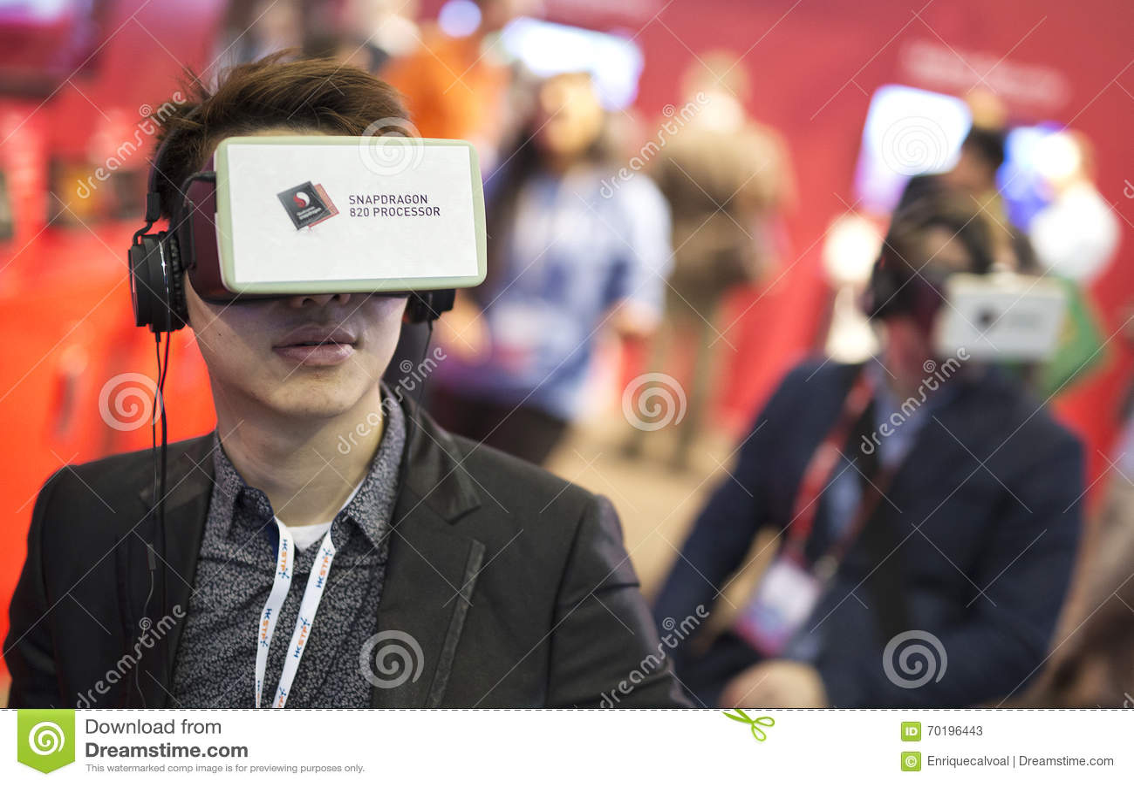 Virtuell verklighet eller ökade apparater