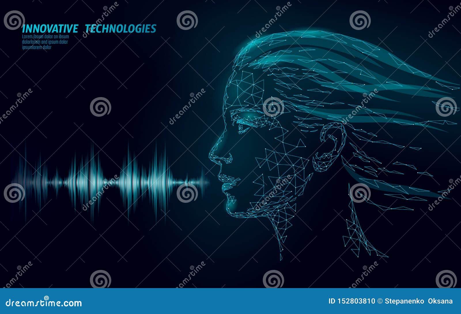 Virtuelle behilfliche Spracherkennungsservice-Technologie Roboterunterst?tzung k?nstlicher Intelligenz AI Chatbot schön