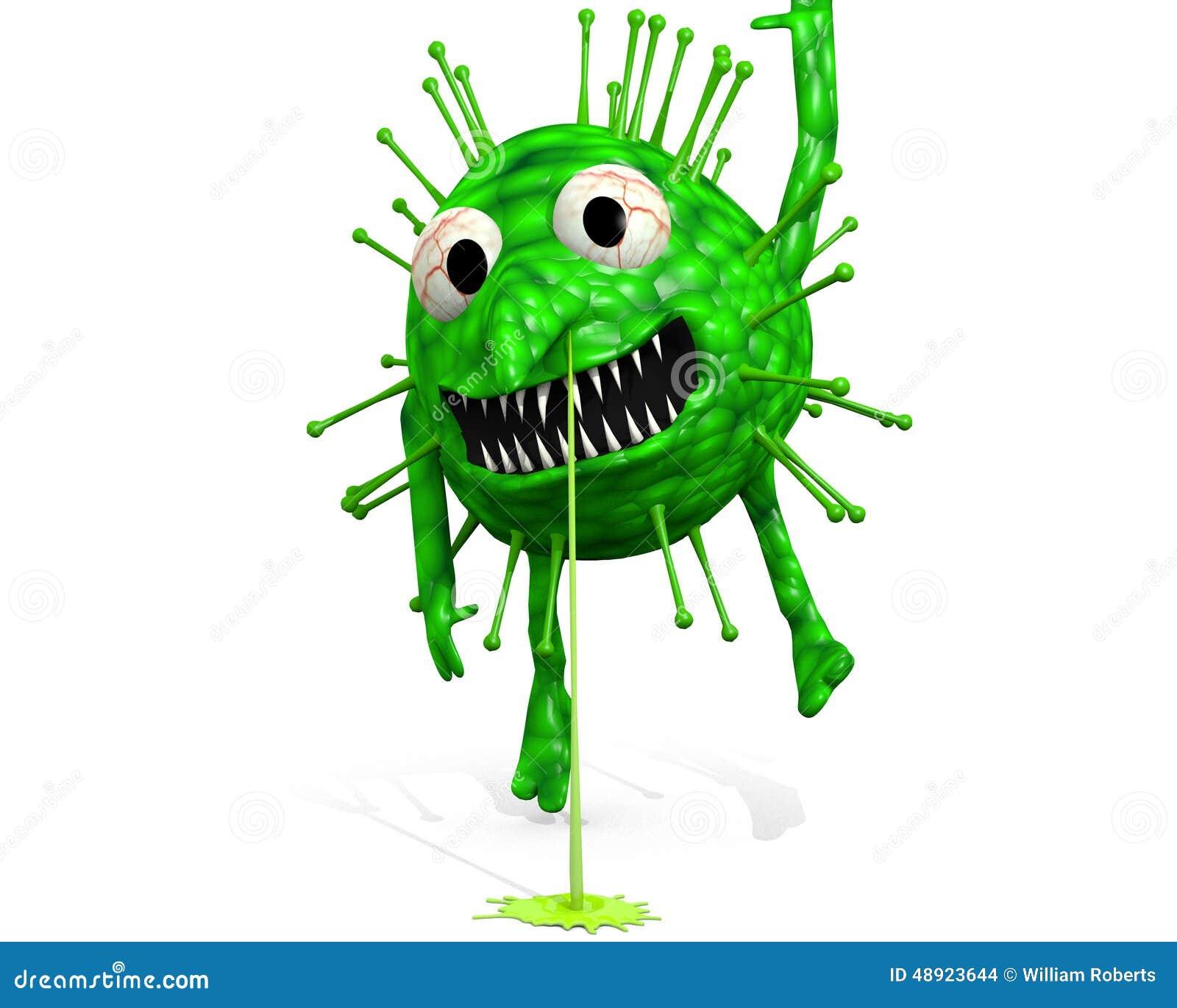 télégramme acrostiche Virus-dell-influenza-ancora-appendendo-intorno-48923644