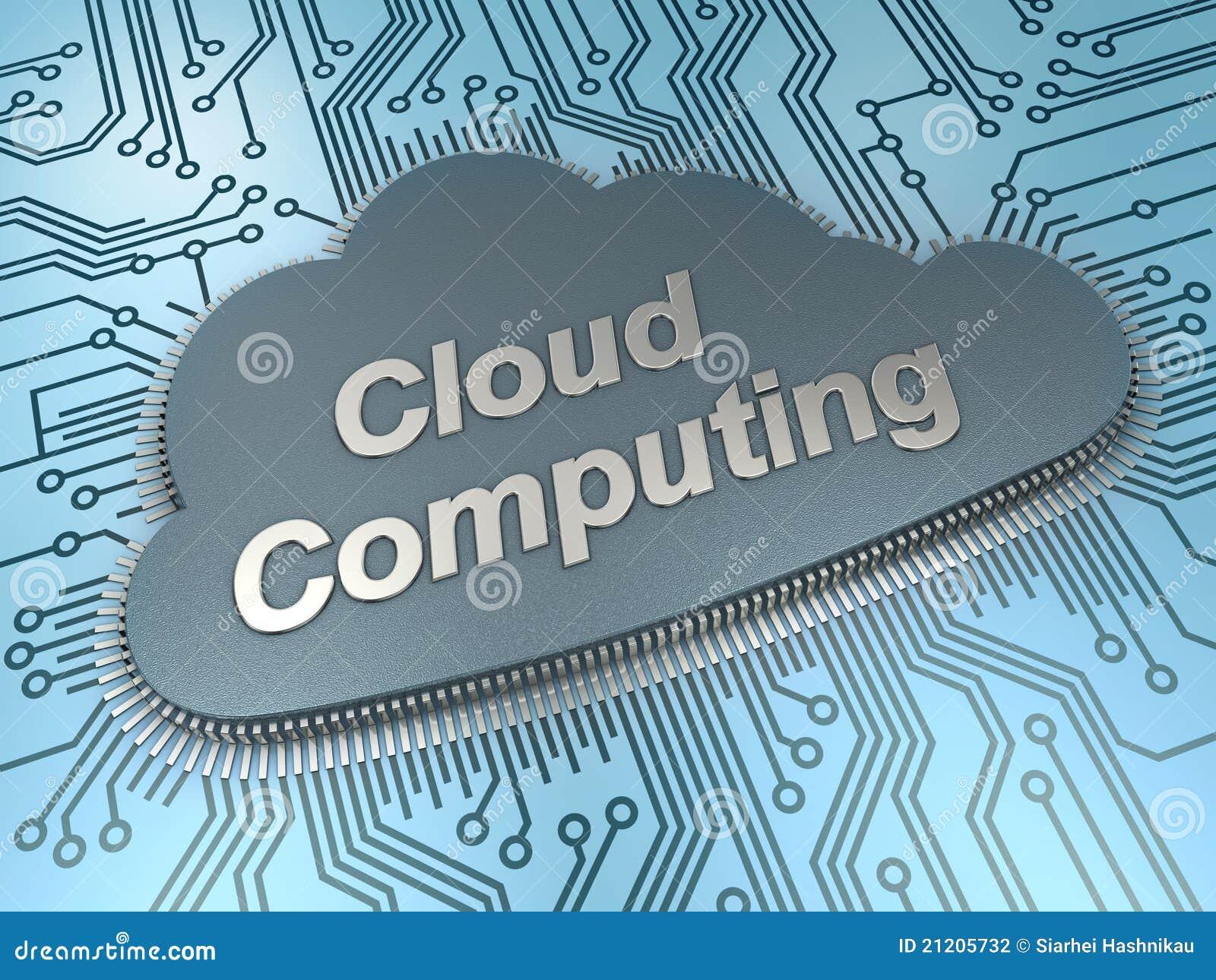 Viruta computacional de la nube