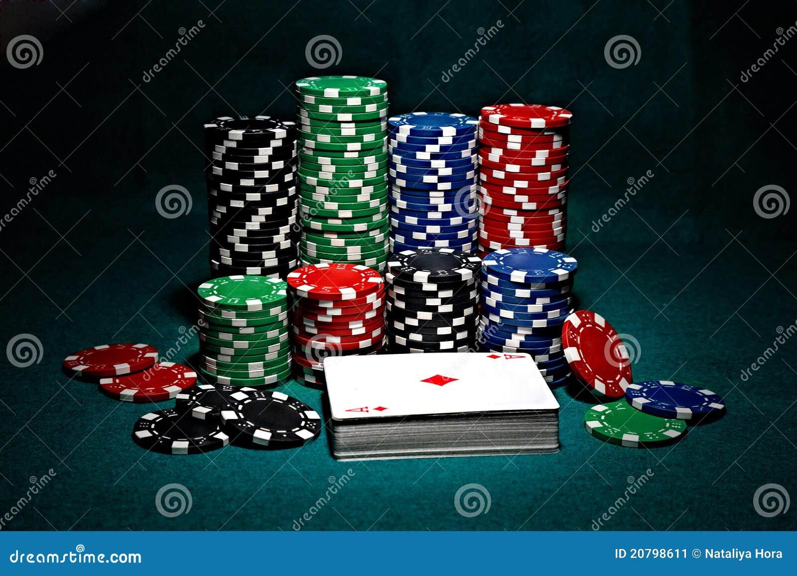 Poker casa llena