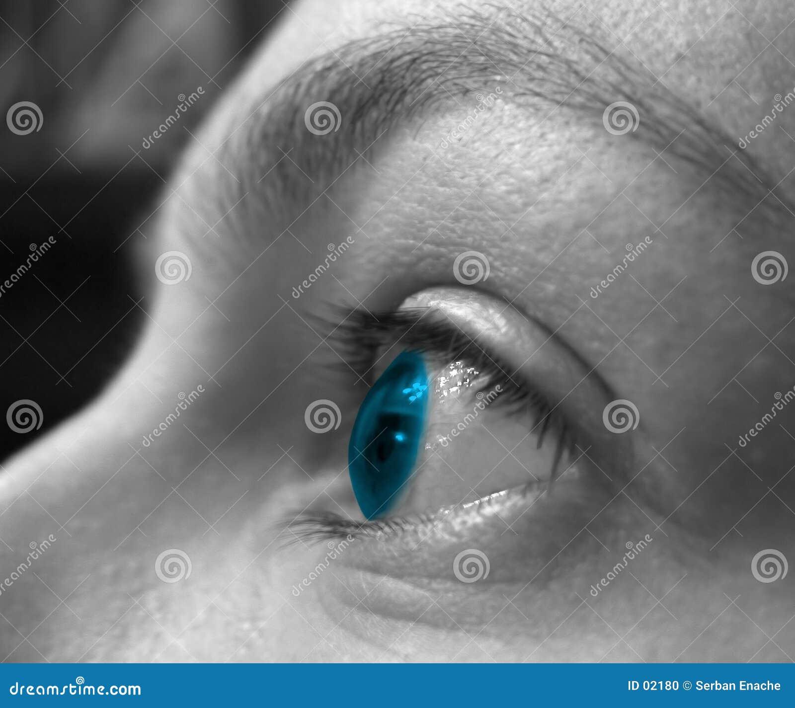 Visão azul 2