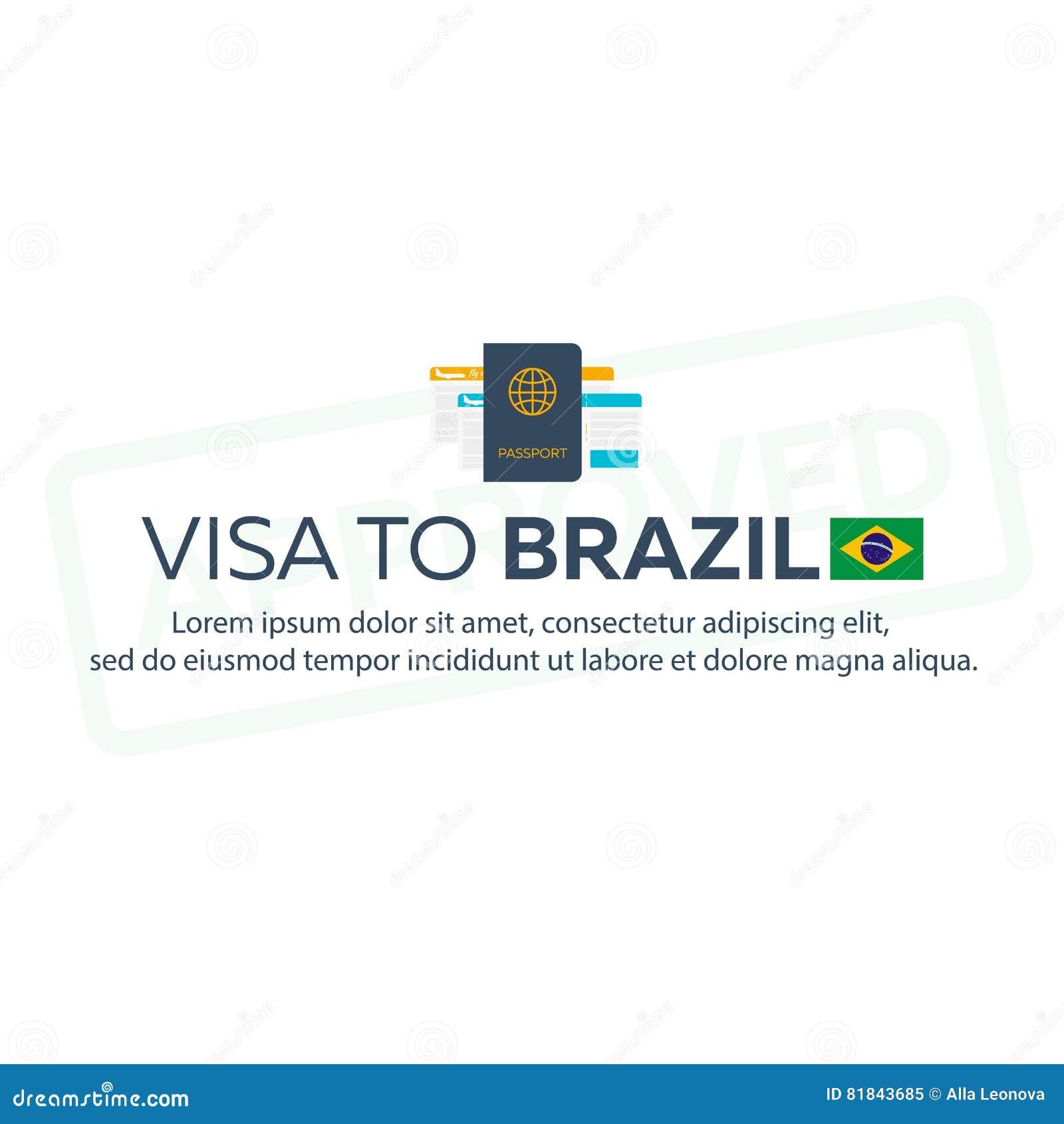 Visa To Brazil  Travel To Brazil  Document For Travel
