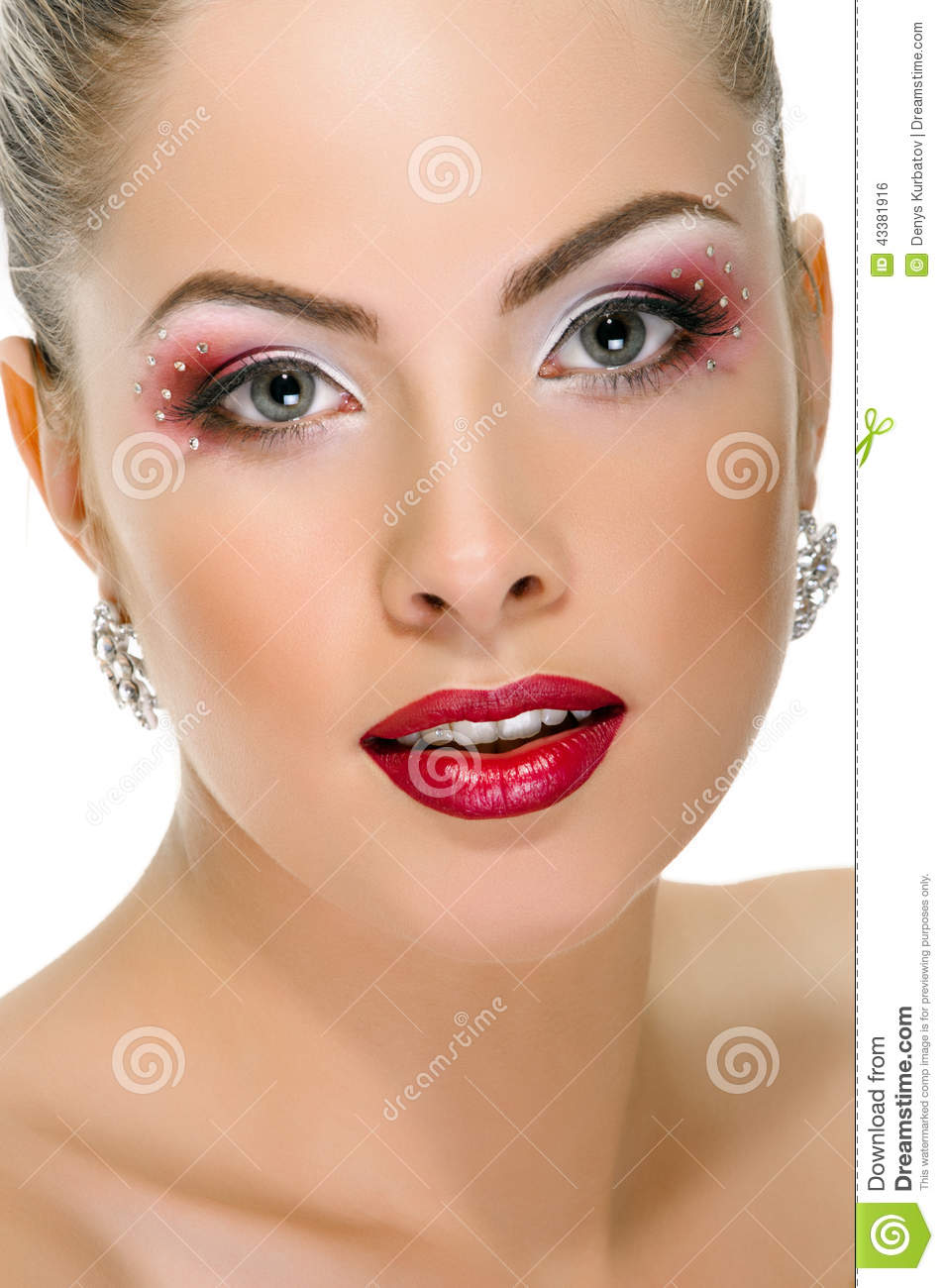 maquillage flamenco
