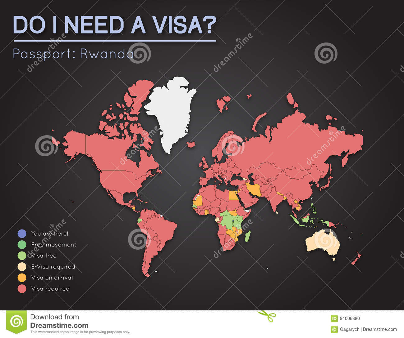 Image result for VISA FREE ENTRY INTO RWANDA
