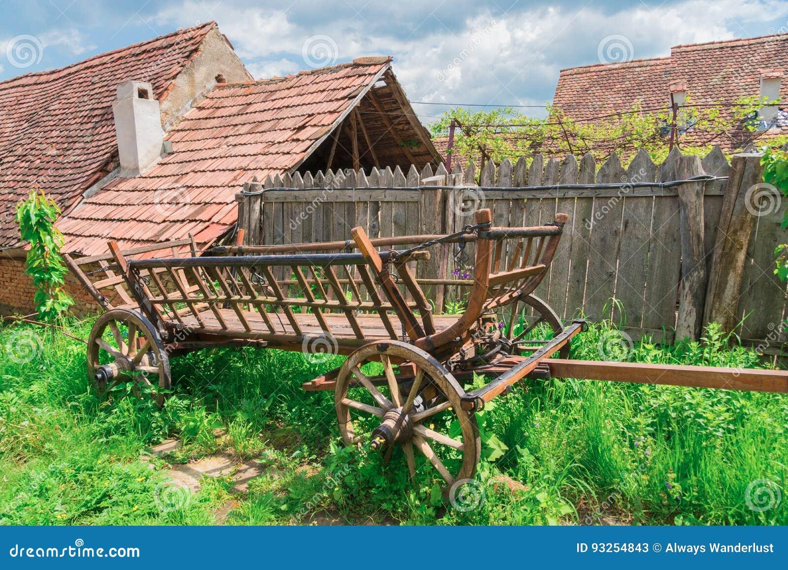 Visciri ha fortificato la chiesa in Romania