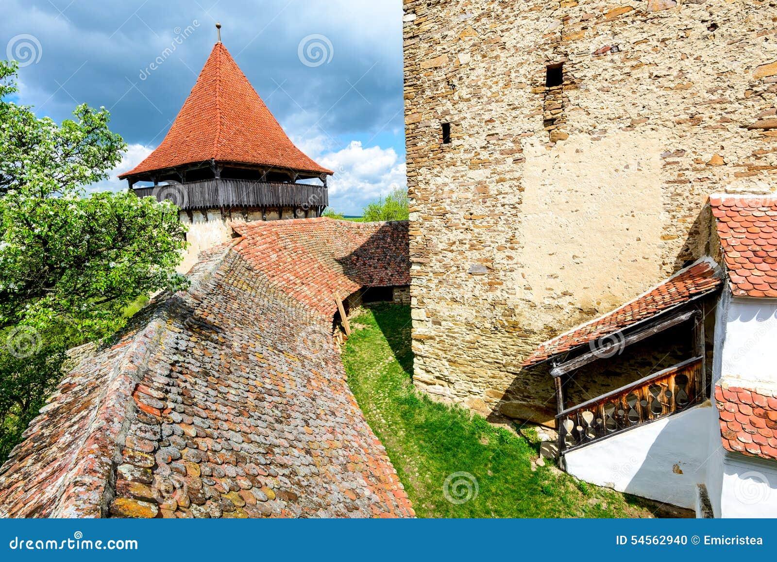 Viscri, Roemenië