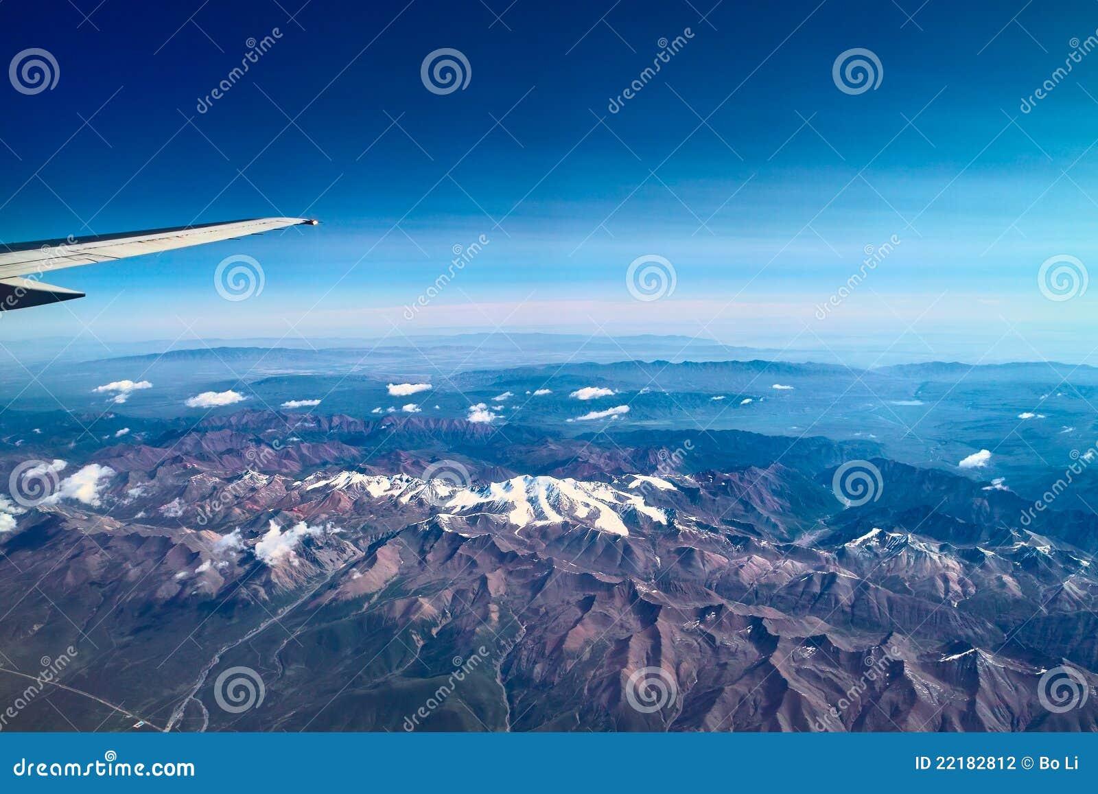 Visión aérea