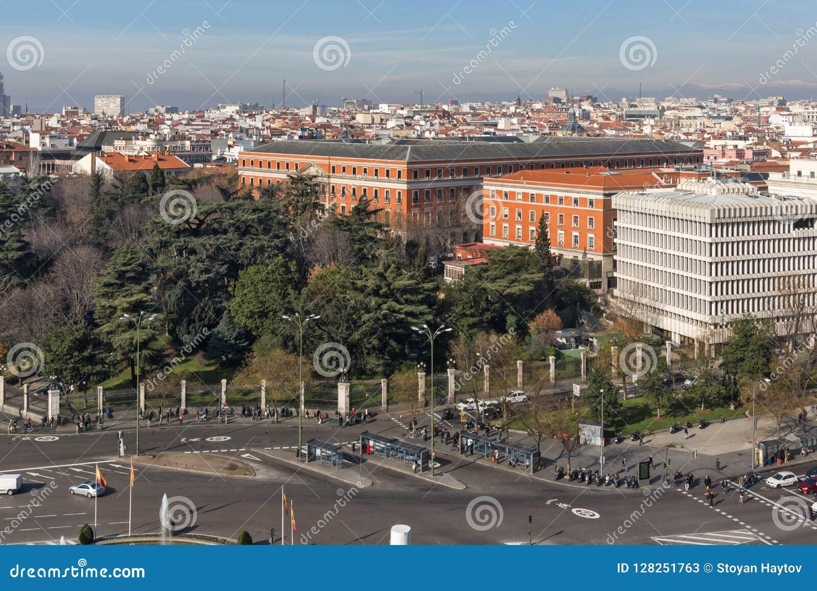 Visión Panorámica Desde La Terraza De Cybele Palace Palacio