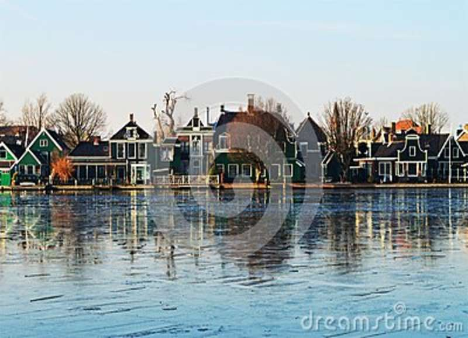 Visión panorámica, Holanda