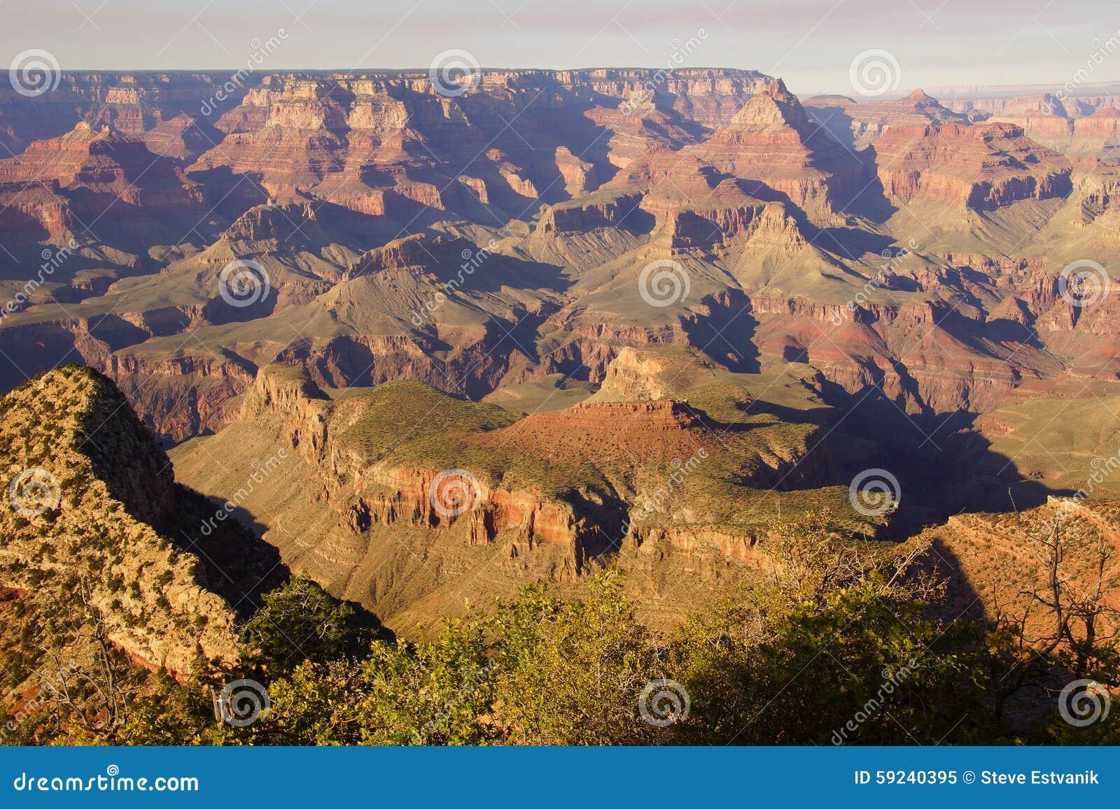 Download Visión A Través Y En De Grand Canyon Imagen de archivo - Imagen de recorrido, barranca: 59240395