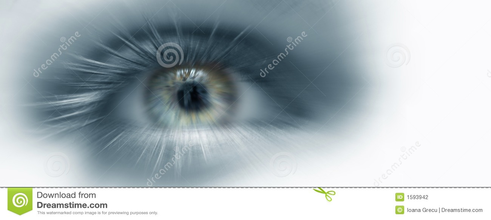Visibilité de contrat à terme d oeil