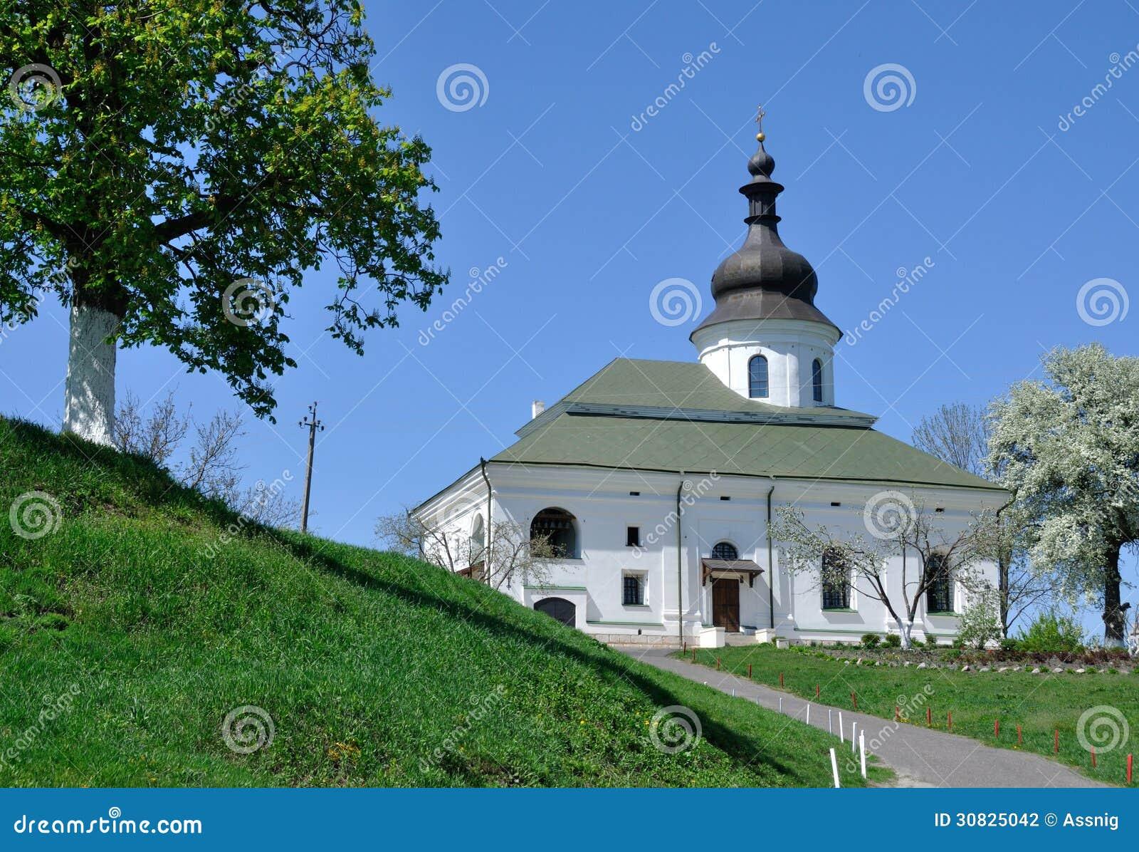 Visita al monastero