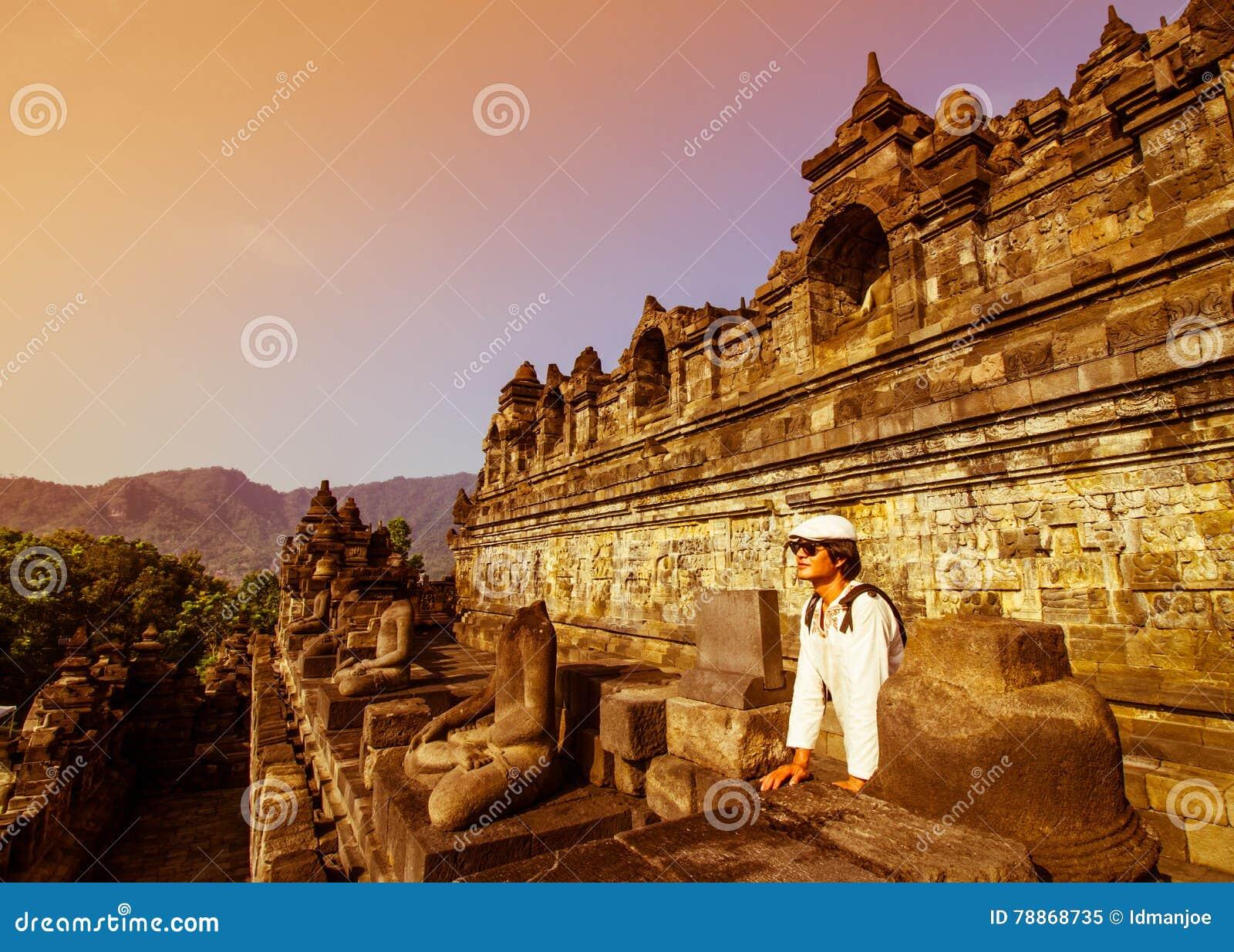 Visita Borobudur