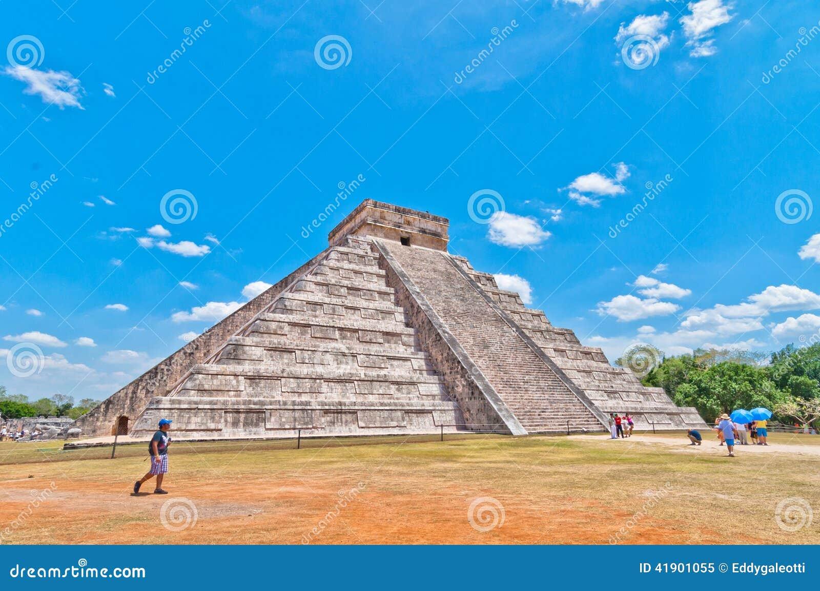 Visita Chichen Itza - Yucatán, México de los turistas