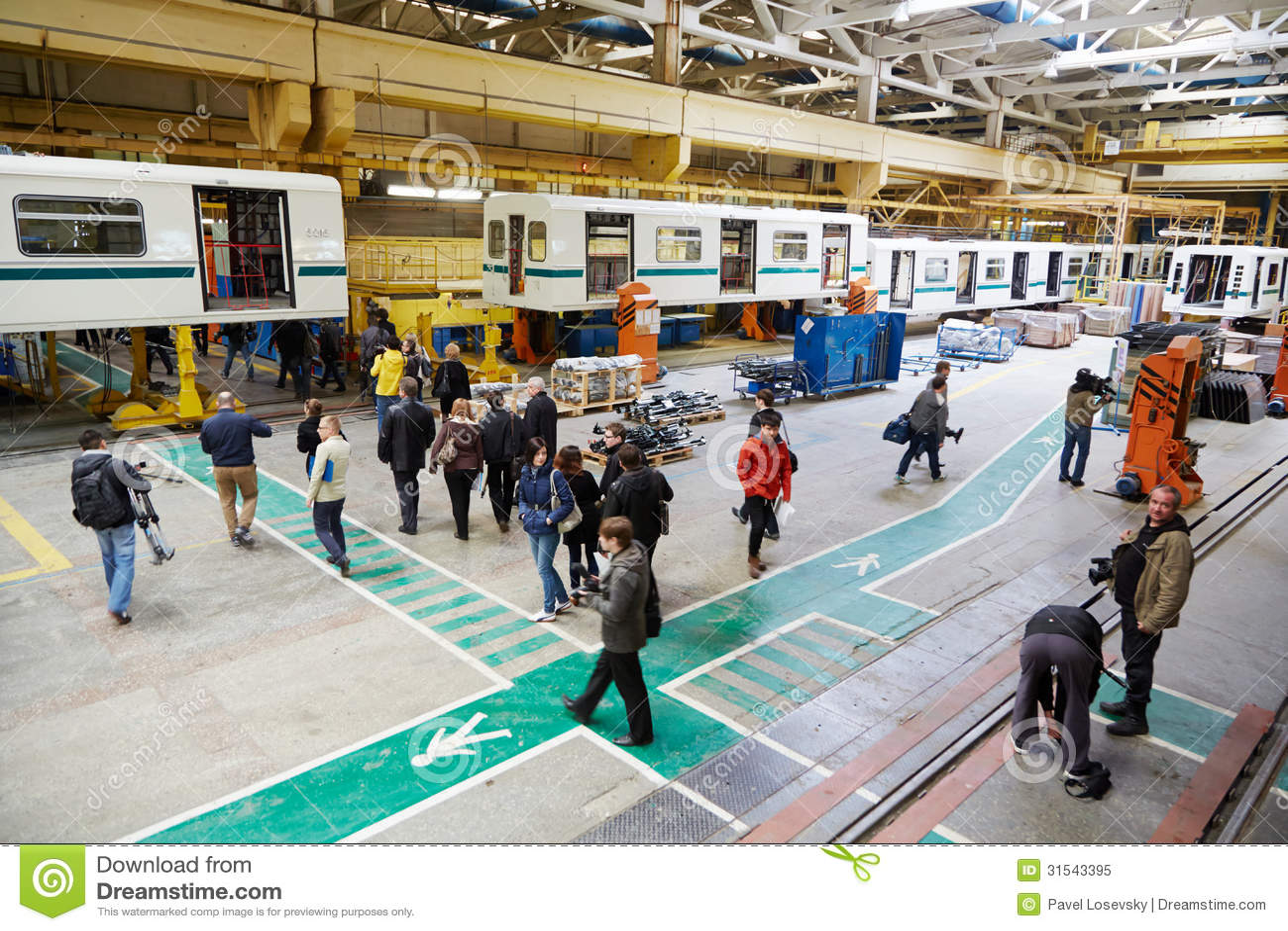 Mytishchi Russia  city photo : ... Mytishchi Machine building factory, April 18, 2012, Mytishchi, Russia