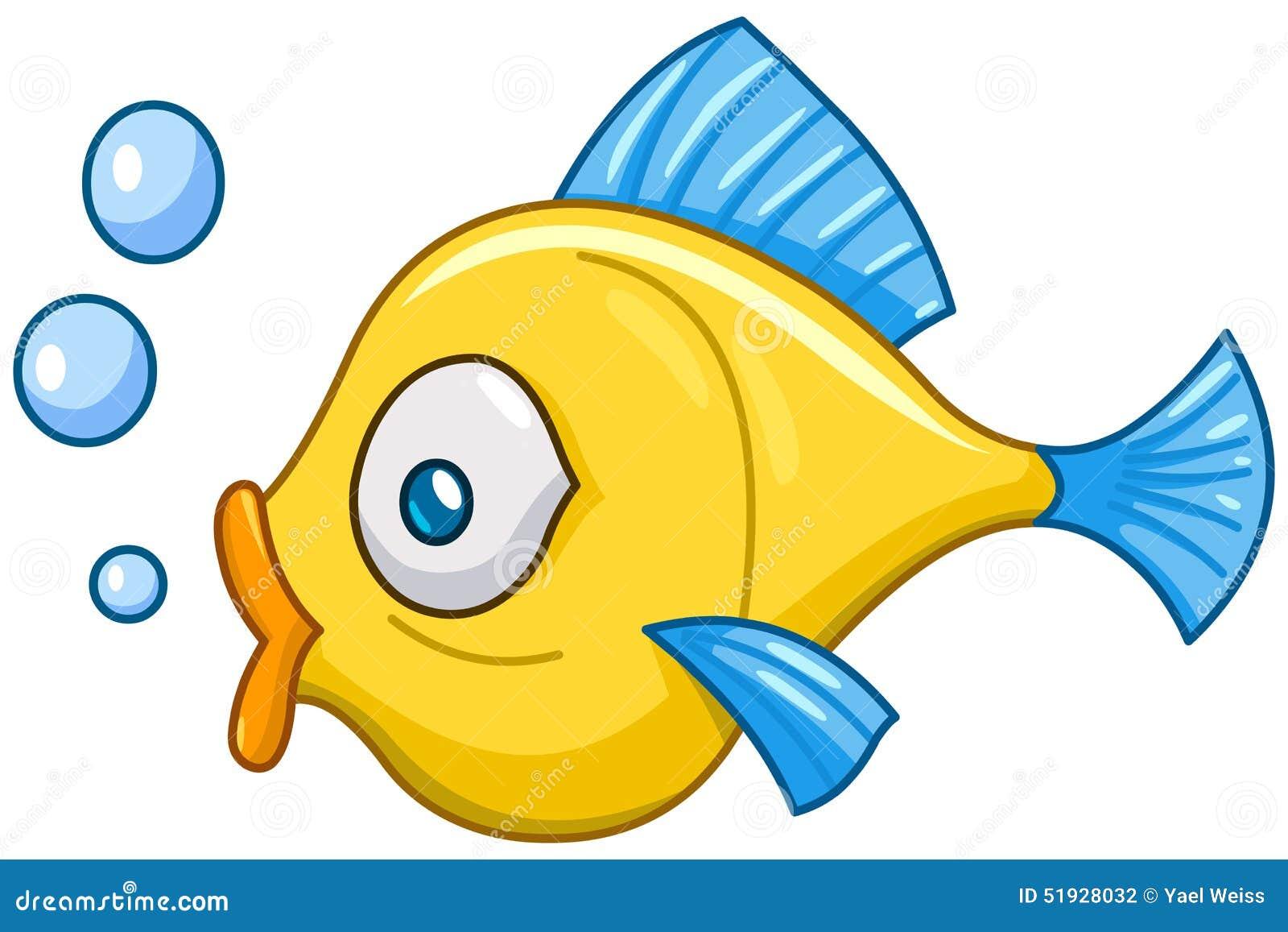 Vissen met bellen