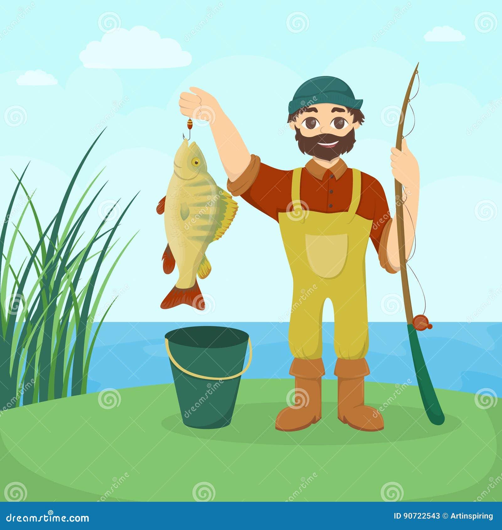 Visser met Vissen