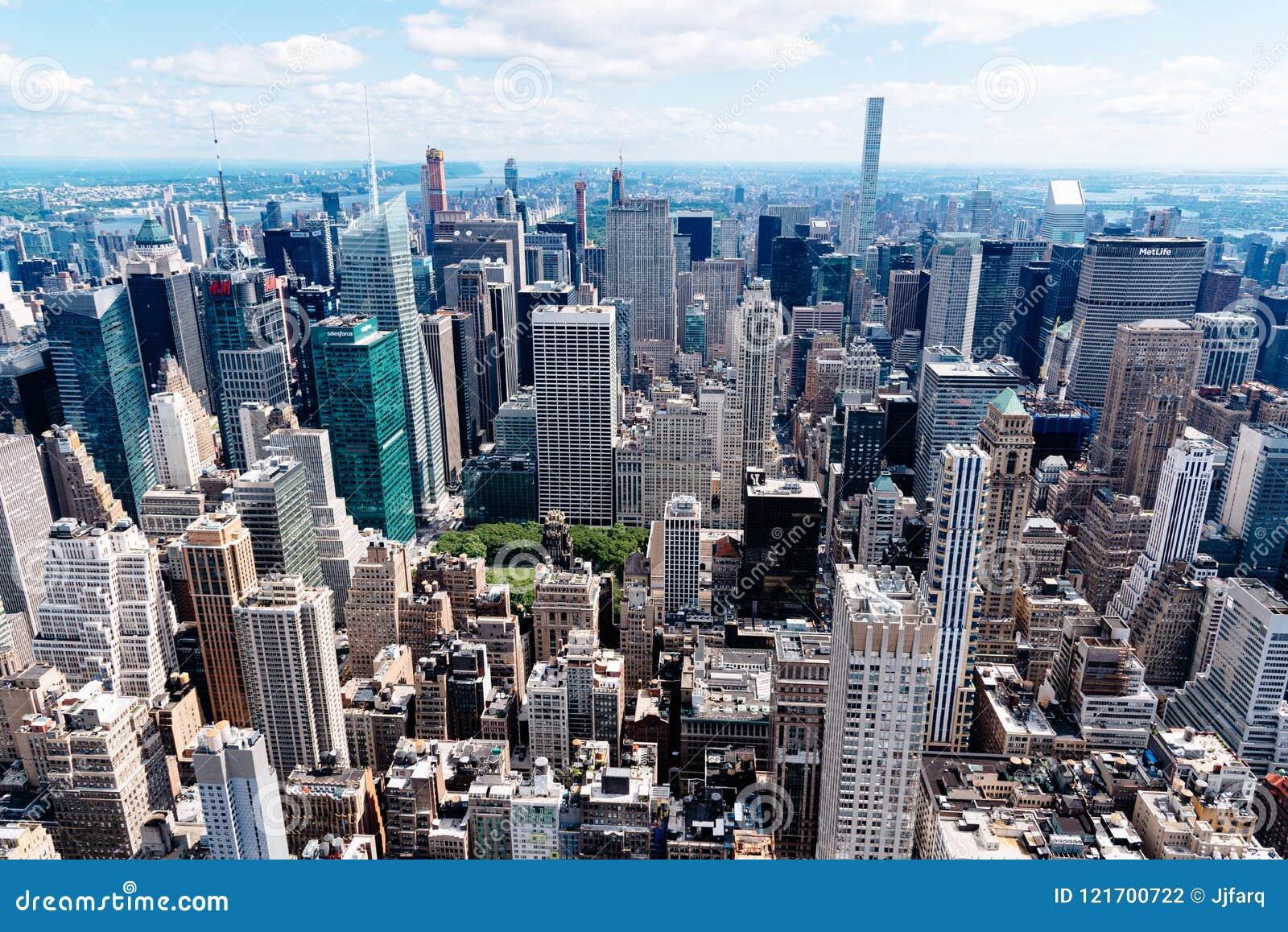 Amerika Stadt