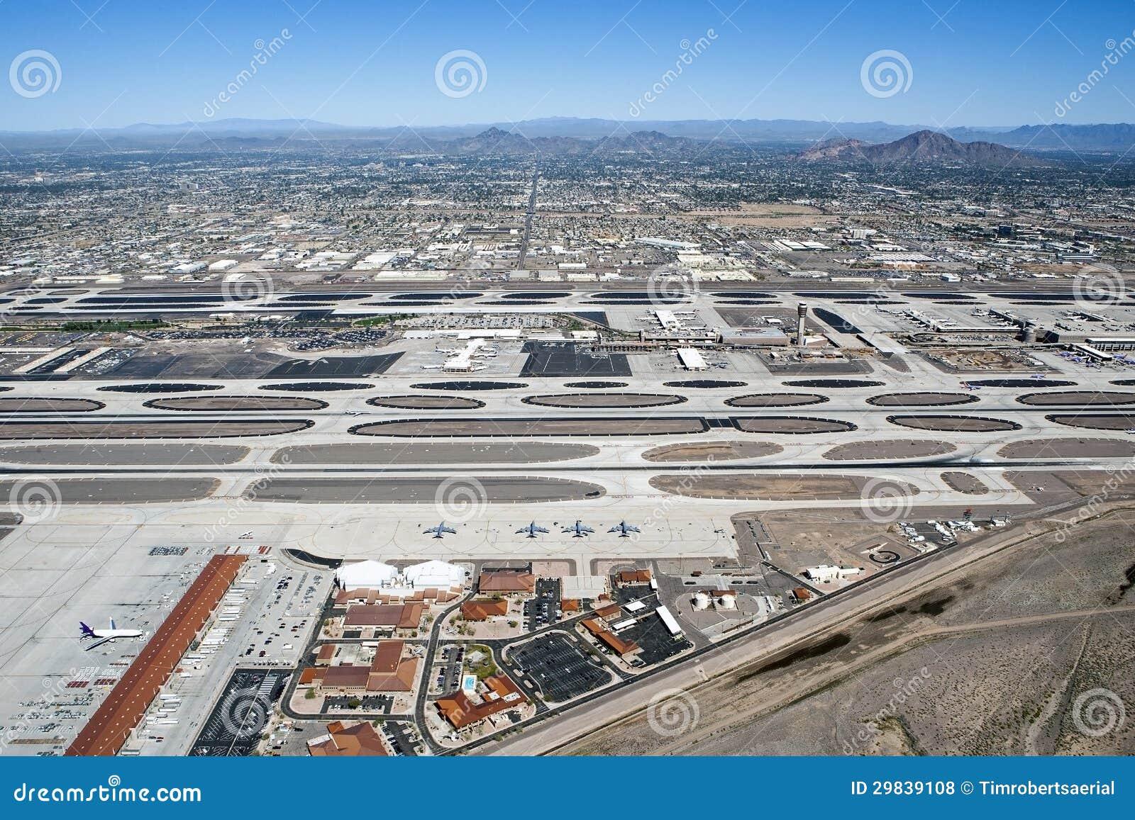 Aeroporto do porto do céu