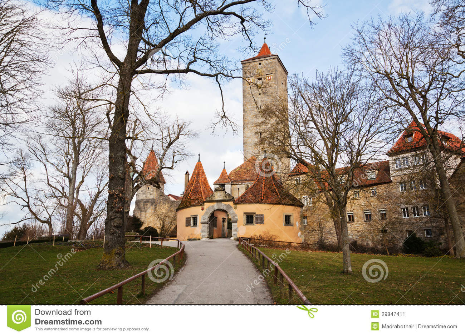 Ideia do der Tauber do ob de Rothenburg