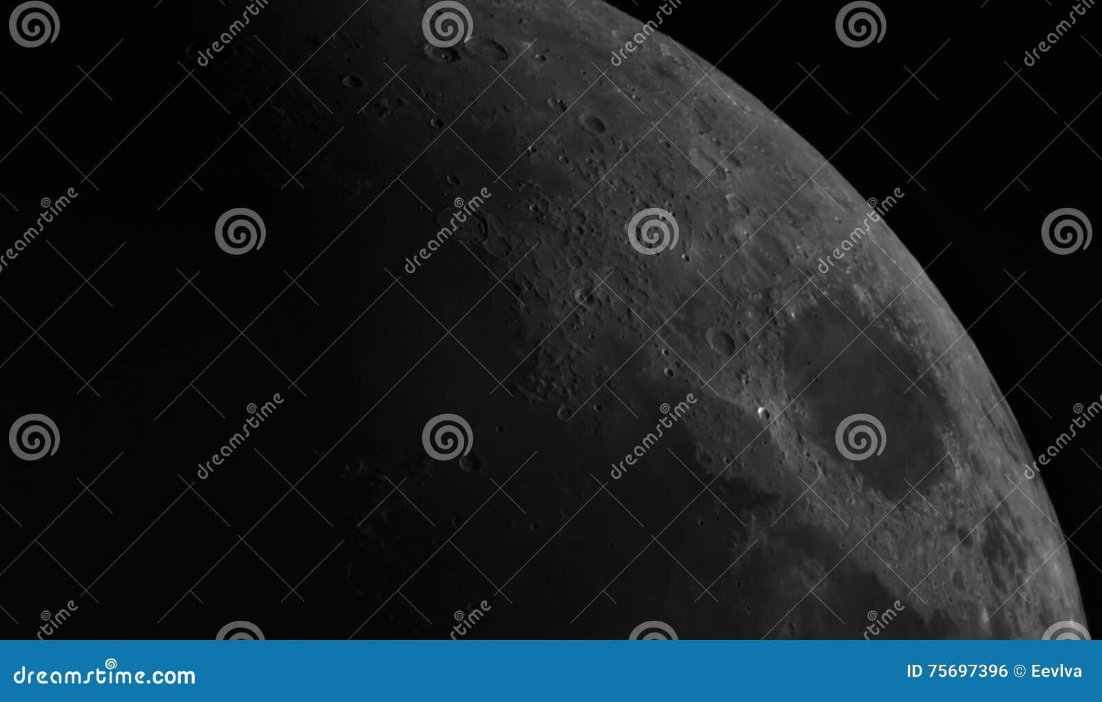 Vista da lua