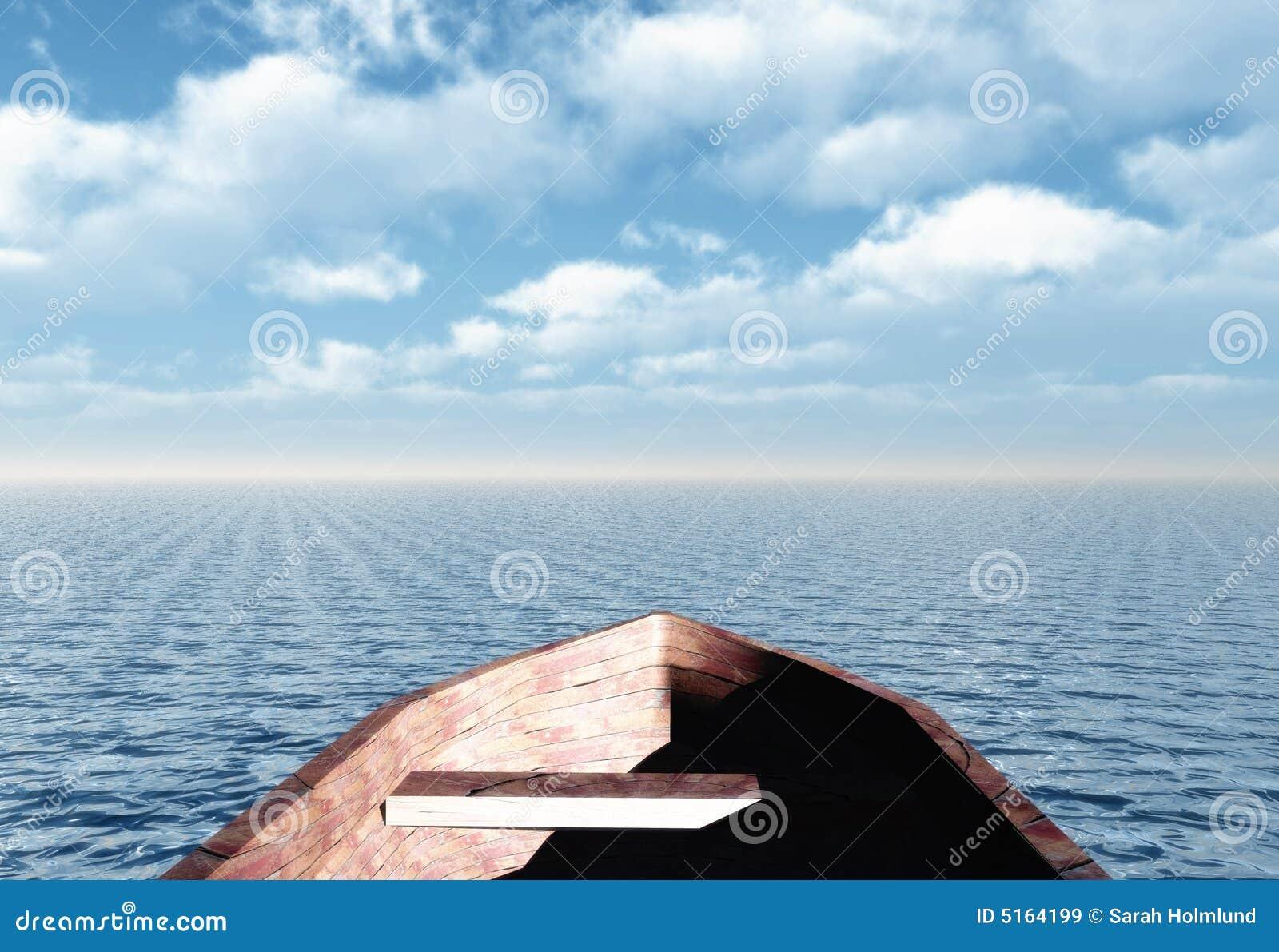 Vista da una barca