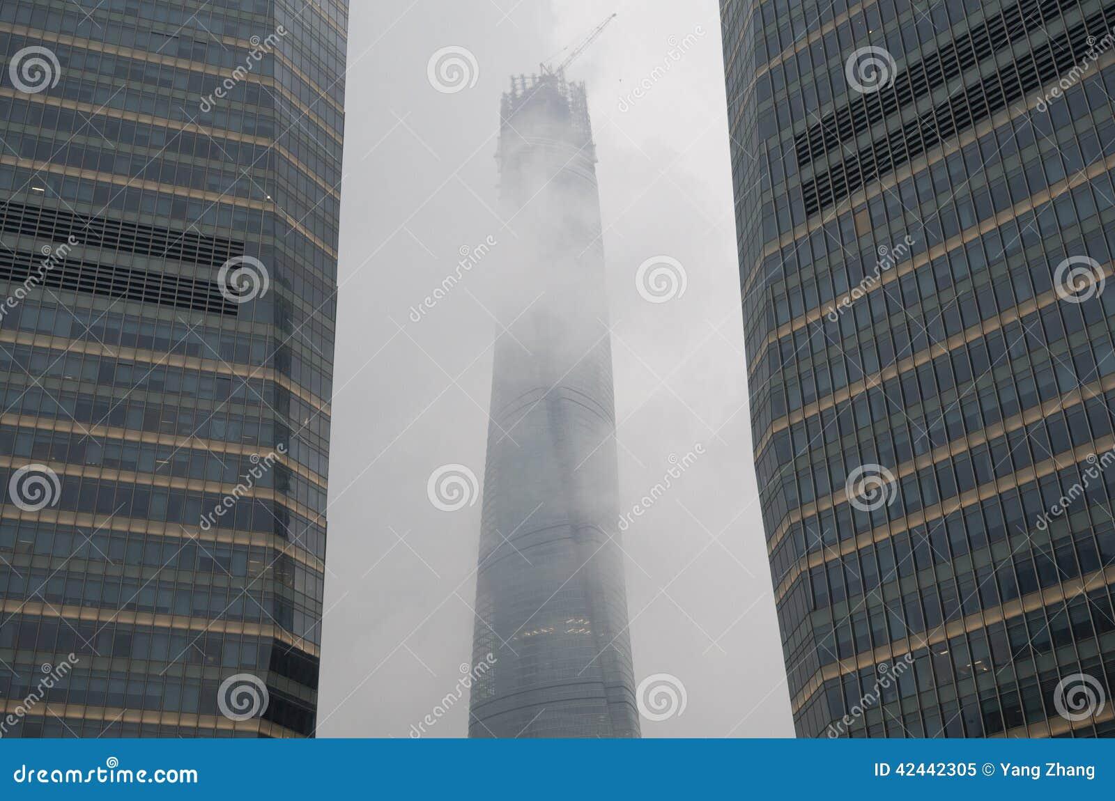 Vista de Shangai