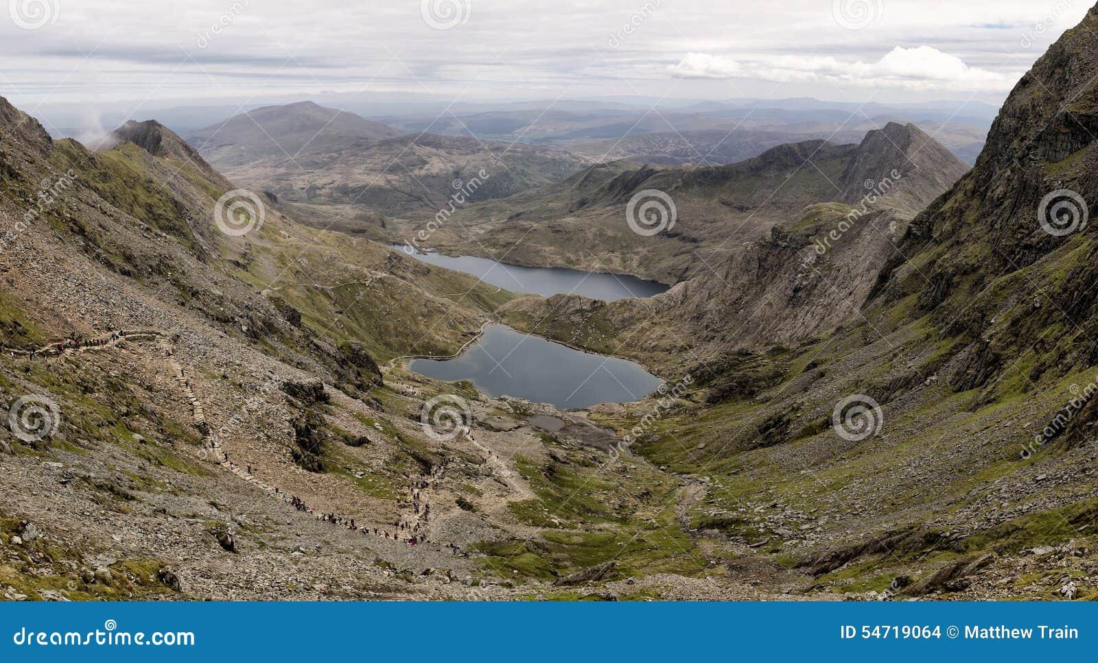 Vista de Snowdon