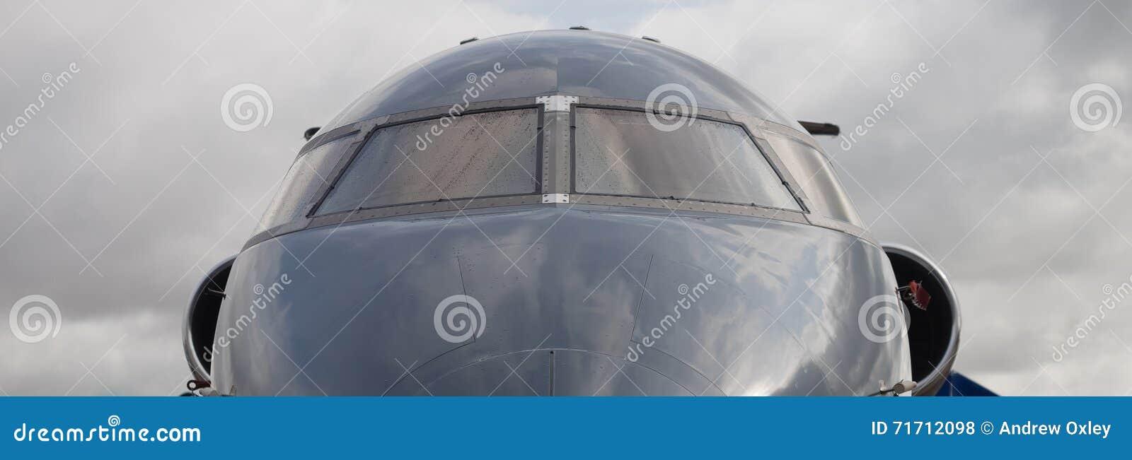 Vista del dettaglio della cabina di pilotaggio di aerei for Cabina del biscotto di marthastewart com