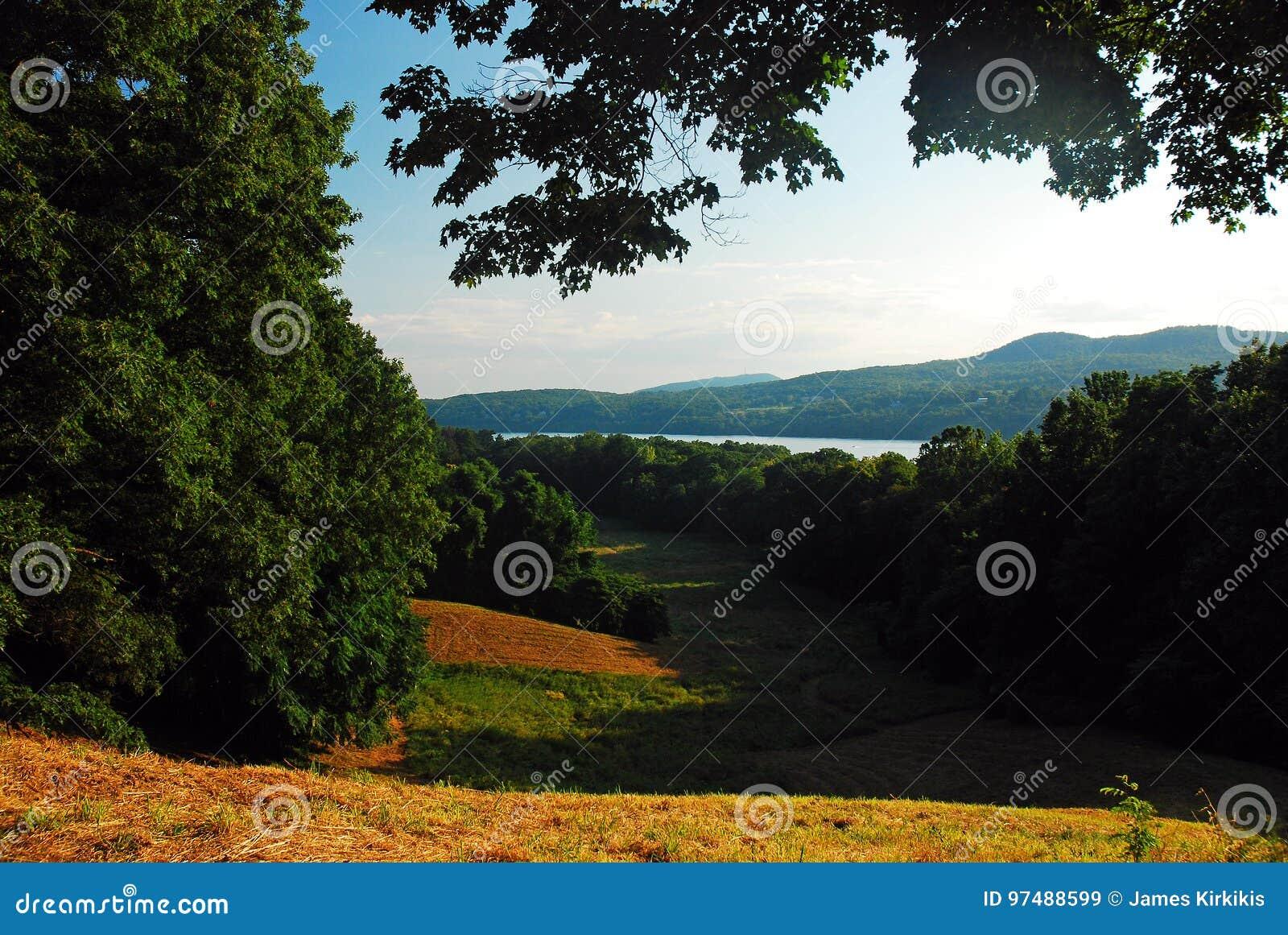 Vista del Hudson
