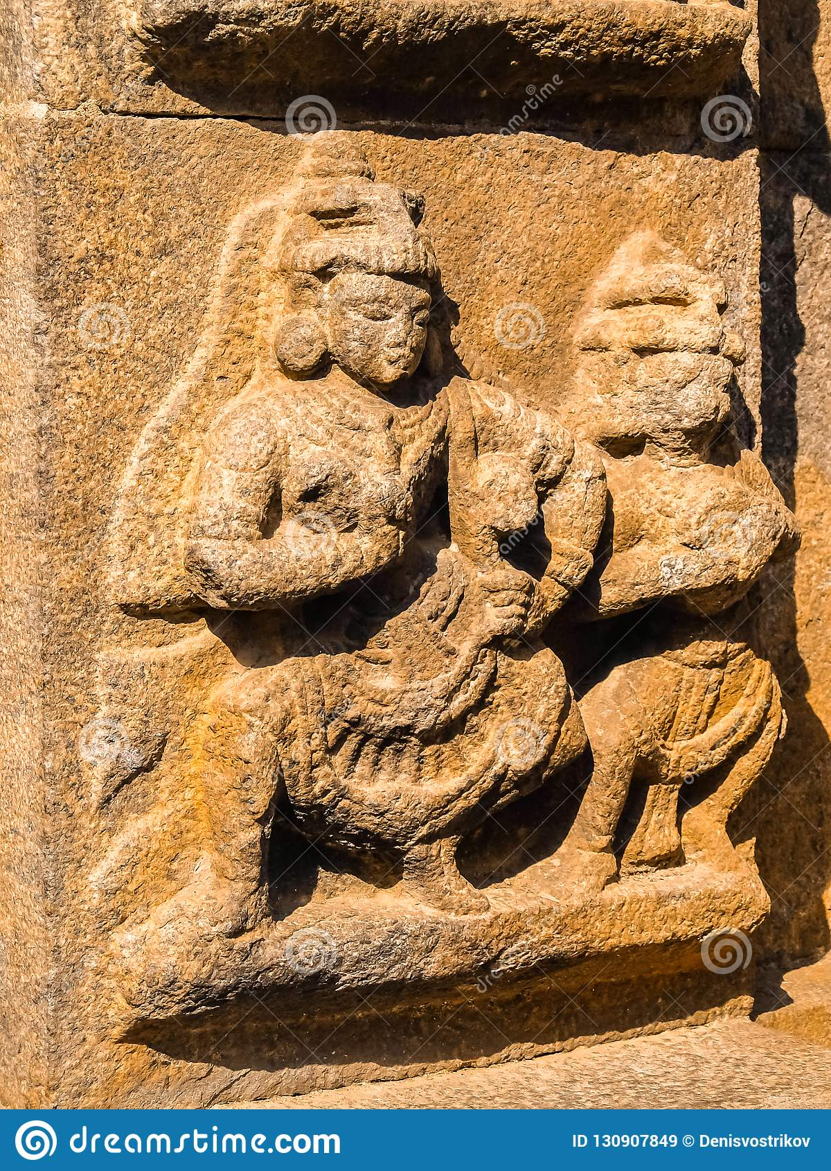 Vista del templo de Sri Jalakandeswarar en Vellore