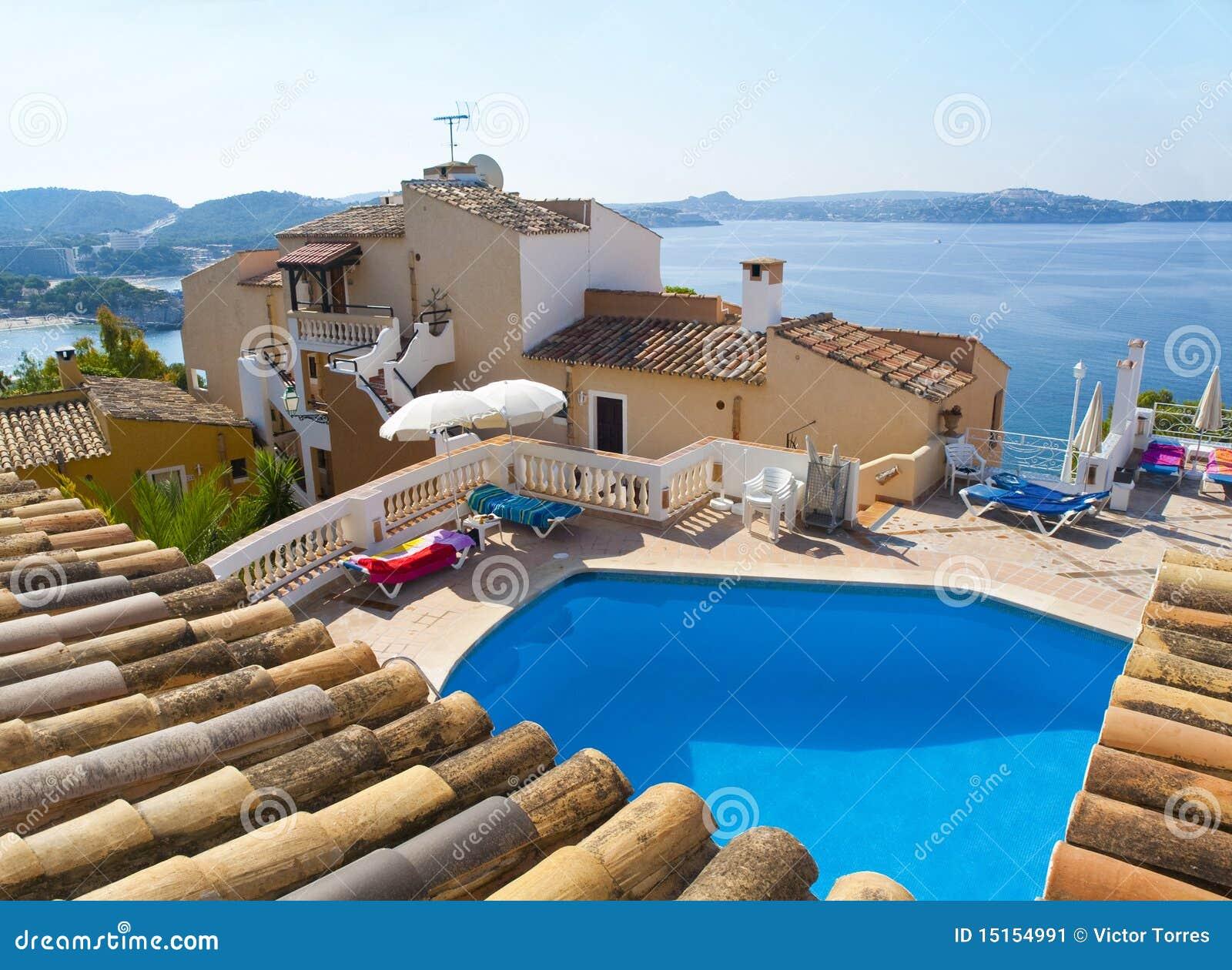 Vista della Mallorca