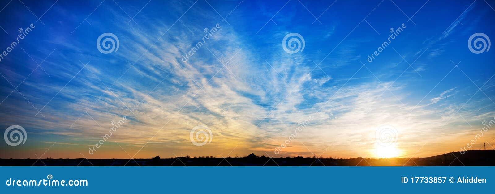 Vista di alba