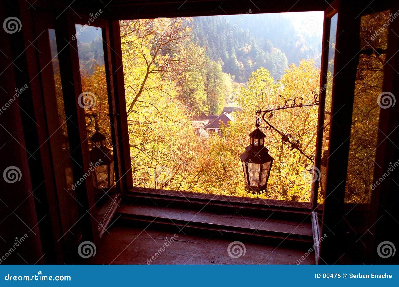 Vista di autunno