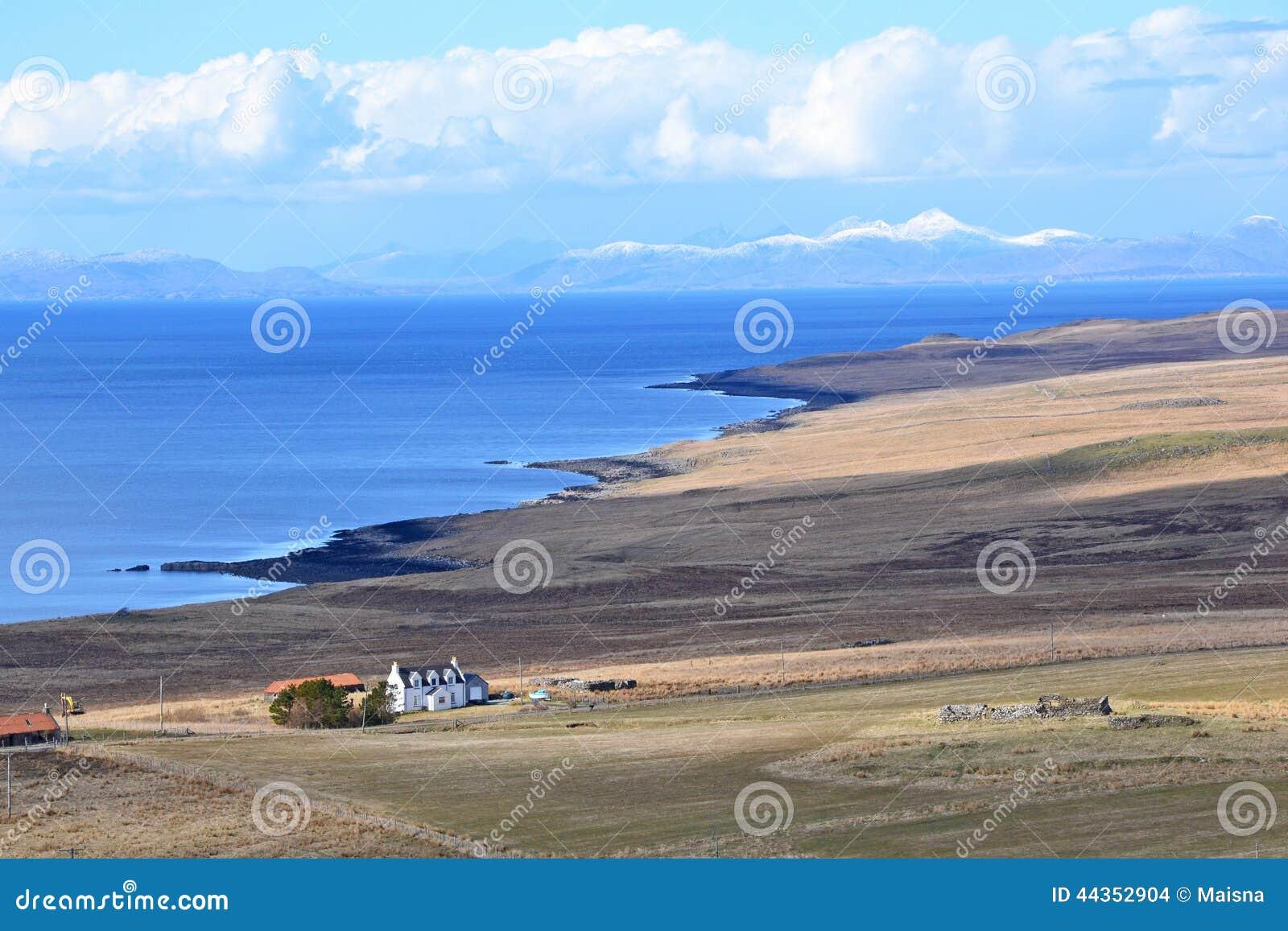Vista di Skye