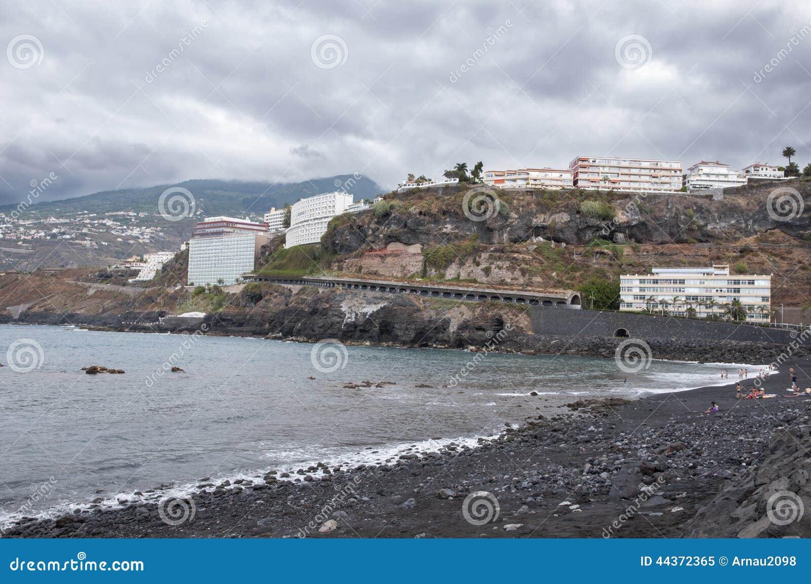 Vista di Tenerife