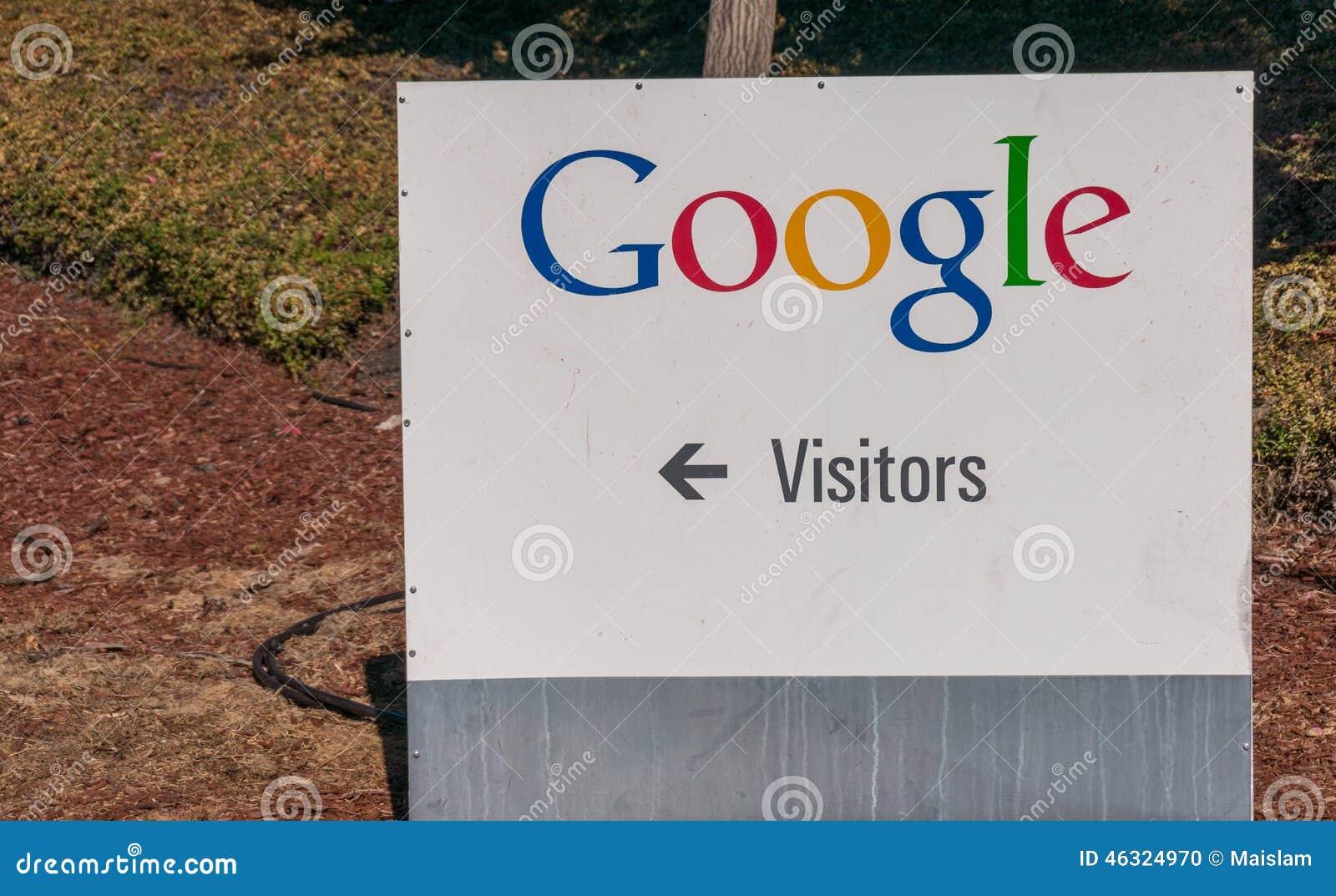 Vista Esteriore Dell 39 Ufficio Di Google Immagine Editoriale